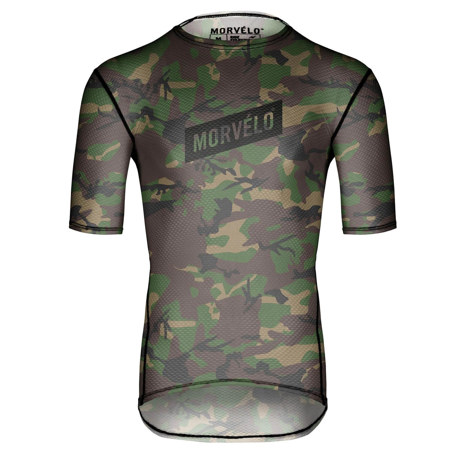 Morvelo Camouflage Baselayer - XXL