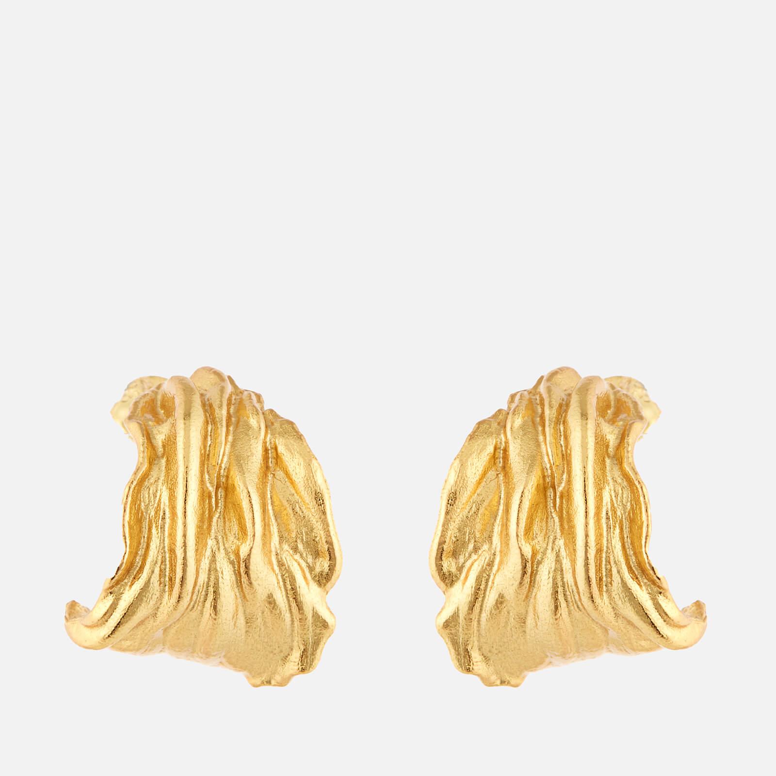 Anni Lu Women's Ripcurl Hoop - Gold