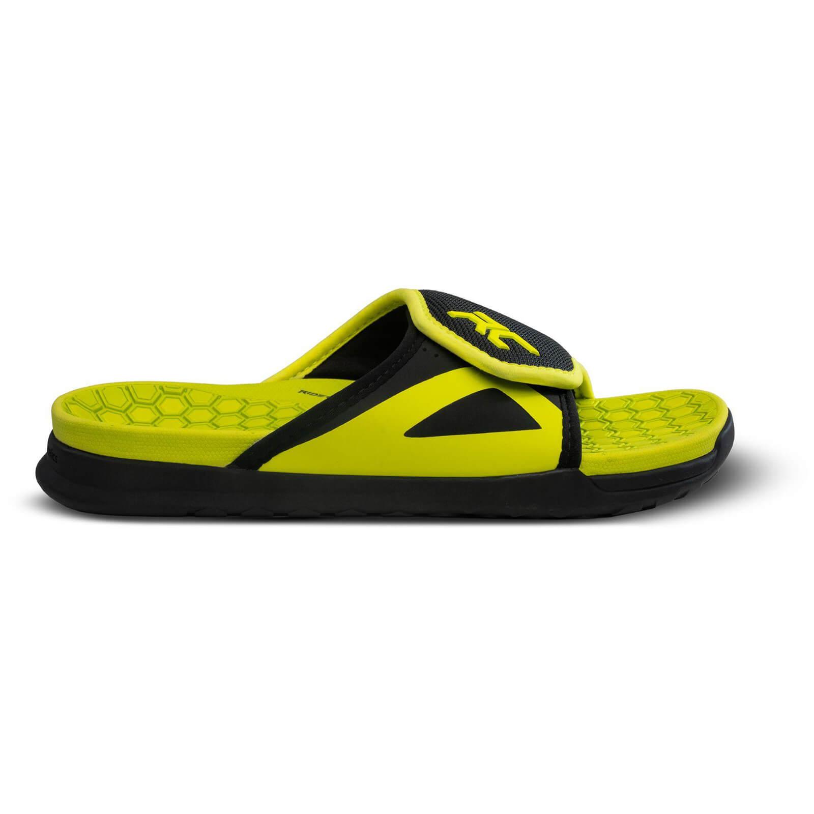 Ride Concepts Coaster Youth Shoes - UK 3.5/EU 36.5 - Black/Lime