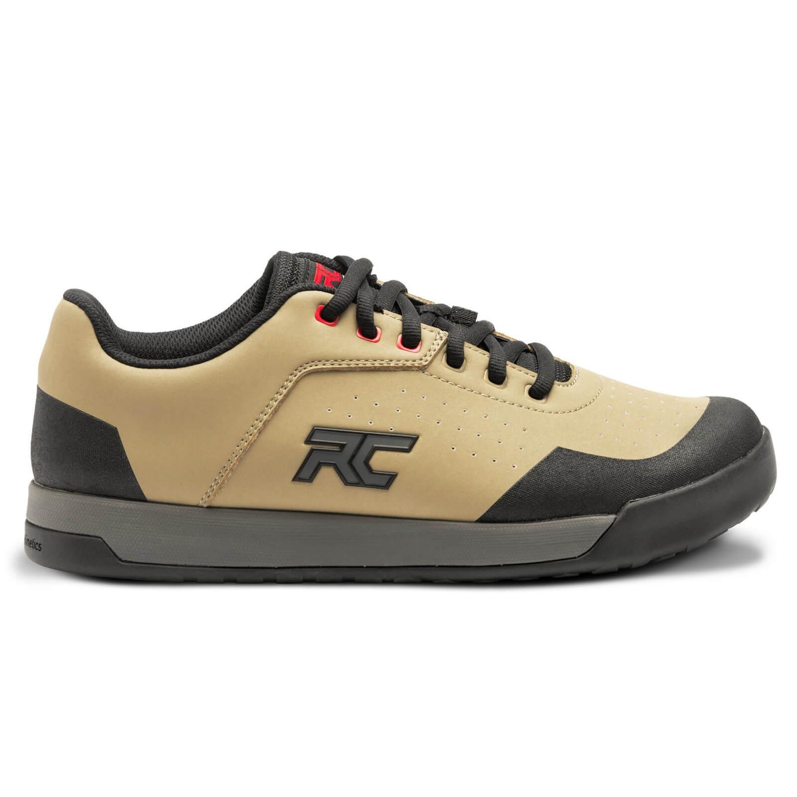 Ride Concepts Hellion Elite Flat MTB Shoes - UK 8/EU 42 - Khaki