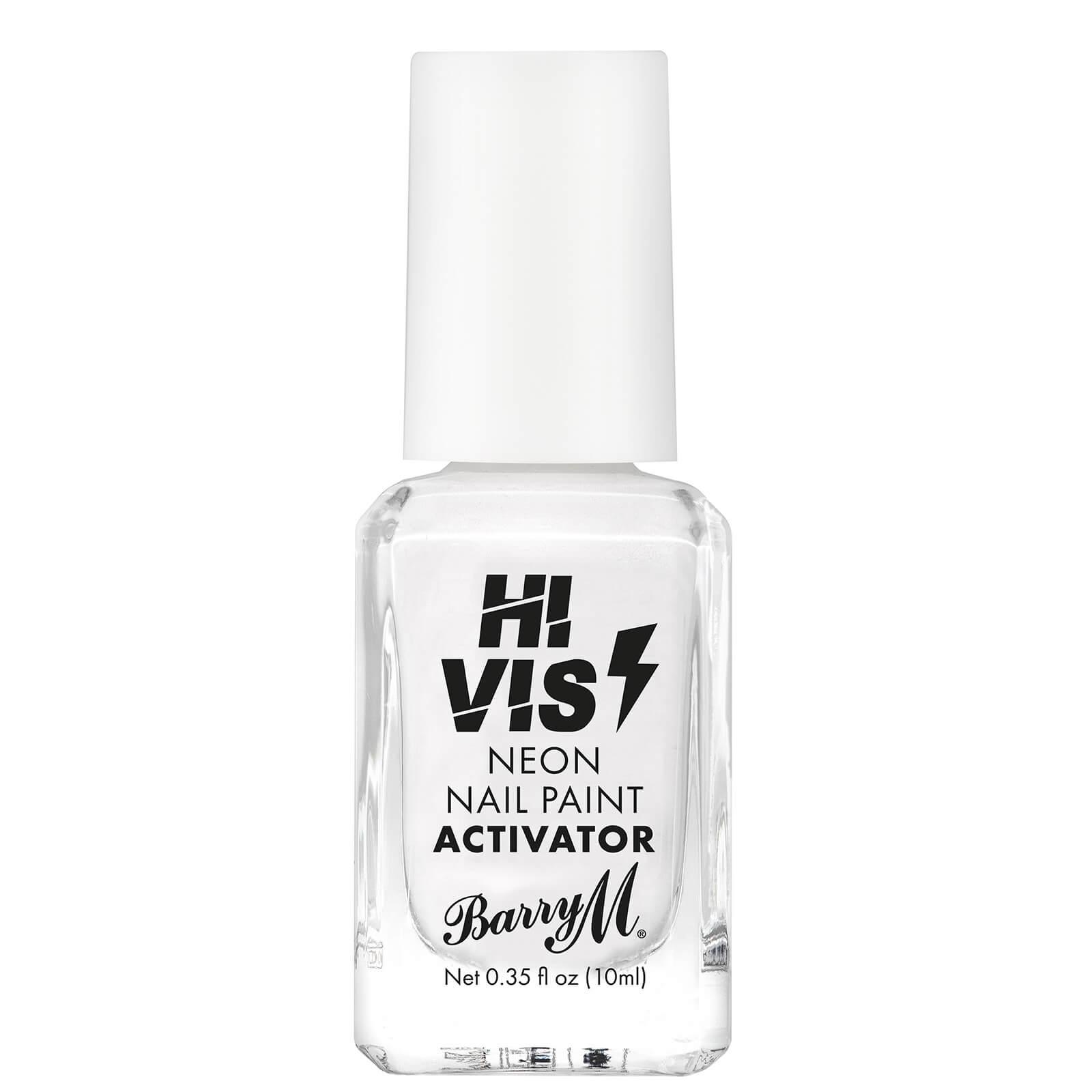 Купить Barry M Cosmetics Hi Vis Nail Paint - Activator 10ml