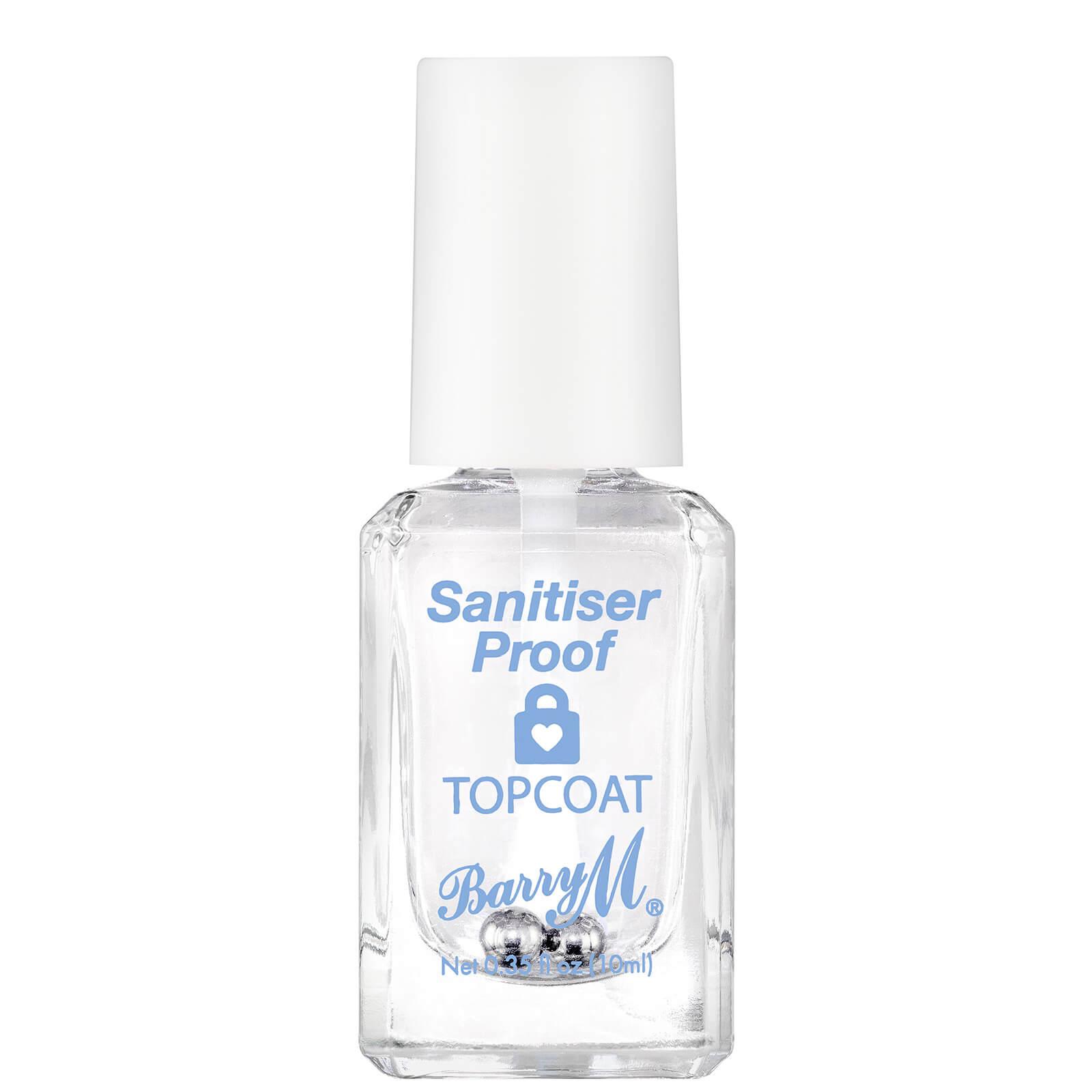 Купить Barry M Cosmetics Santiser Proof Top Coat 10ml