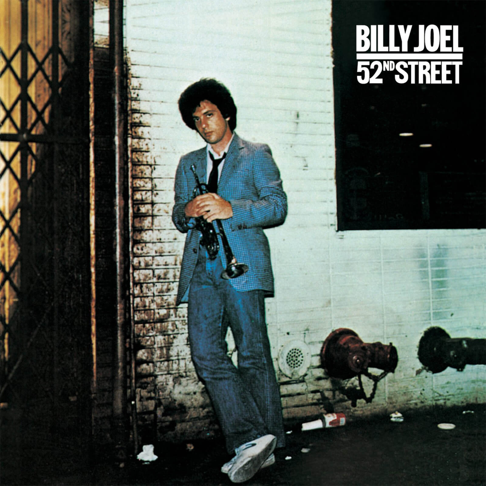 Billy Joel - 52nd Street (Limited Edition) LP Japanese Edition