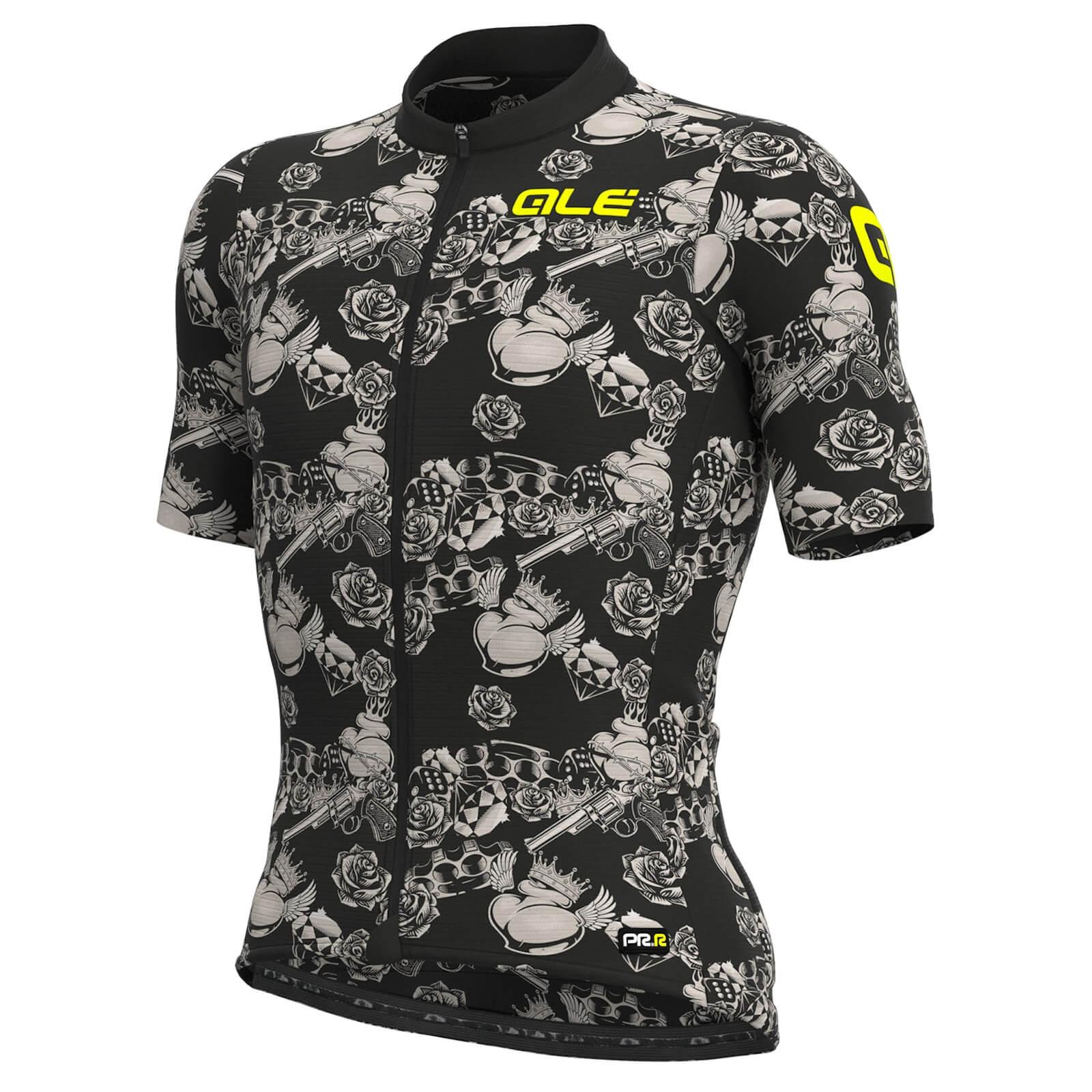 Al R-ev1 Race Jersey - Xl - Black