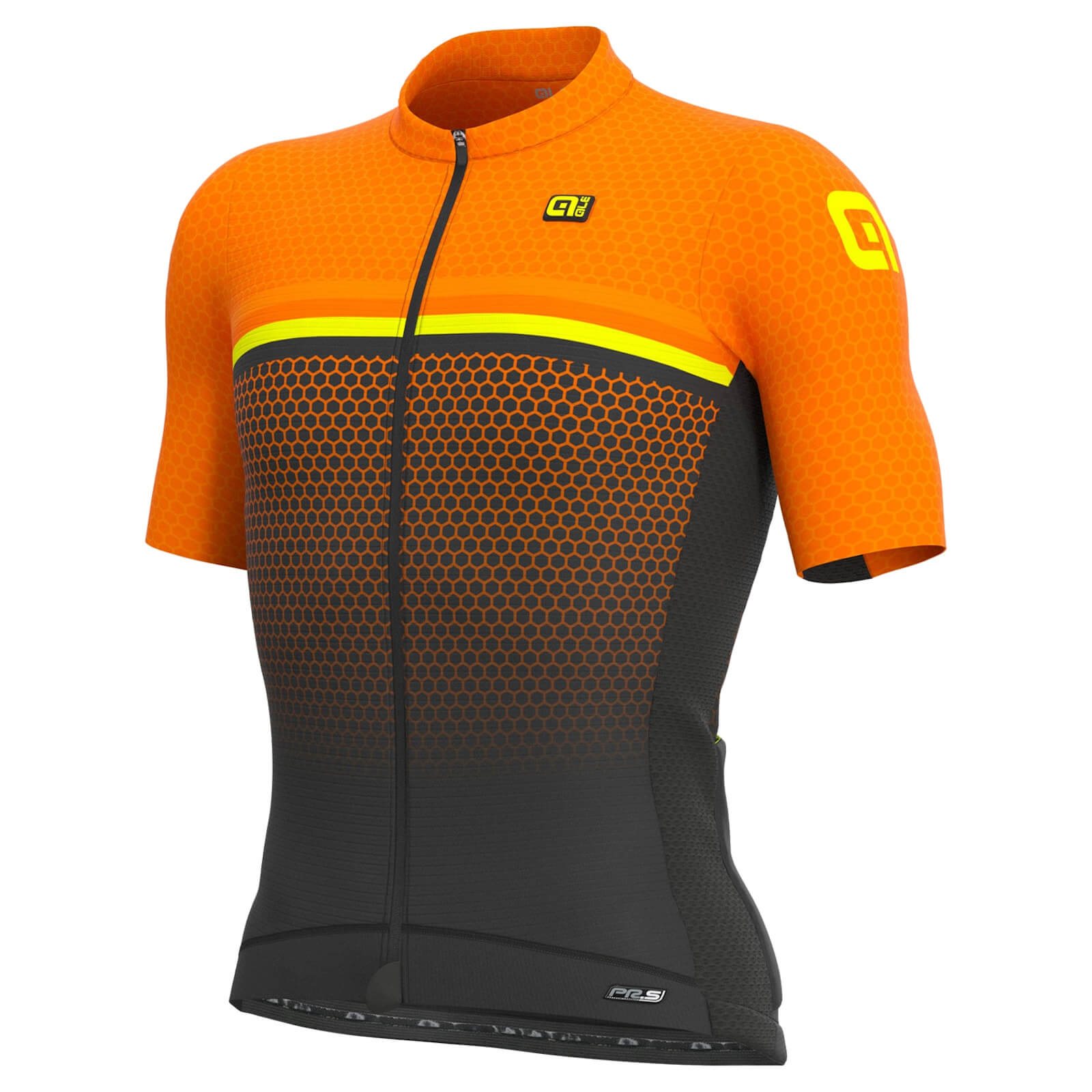 Ale PR-S Bridge Jersey - M - Fluo Orange