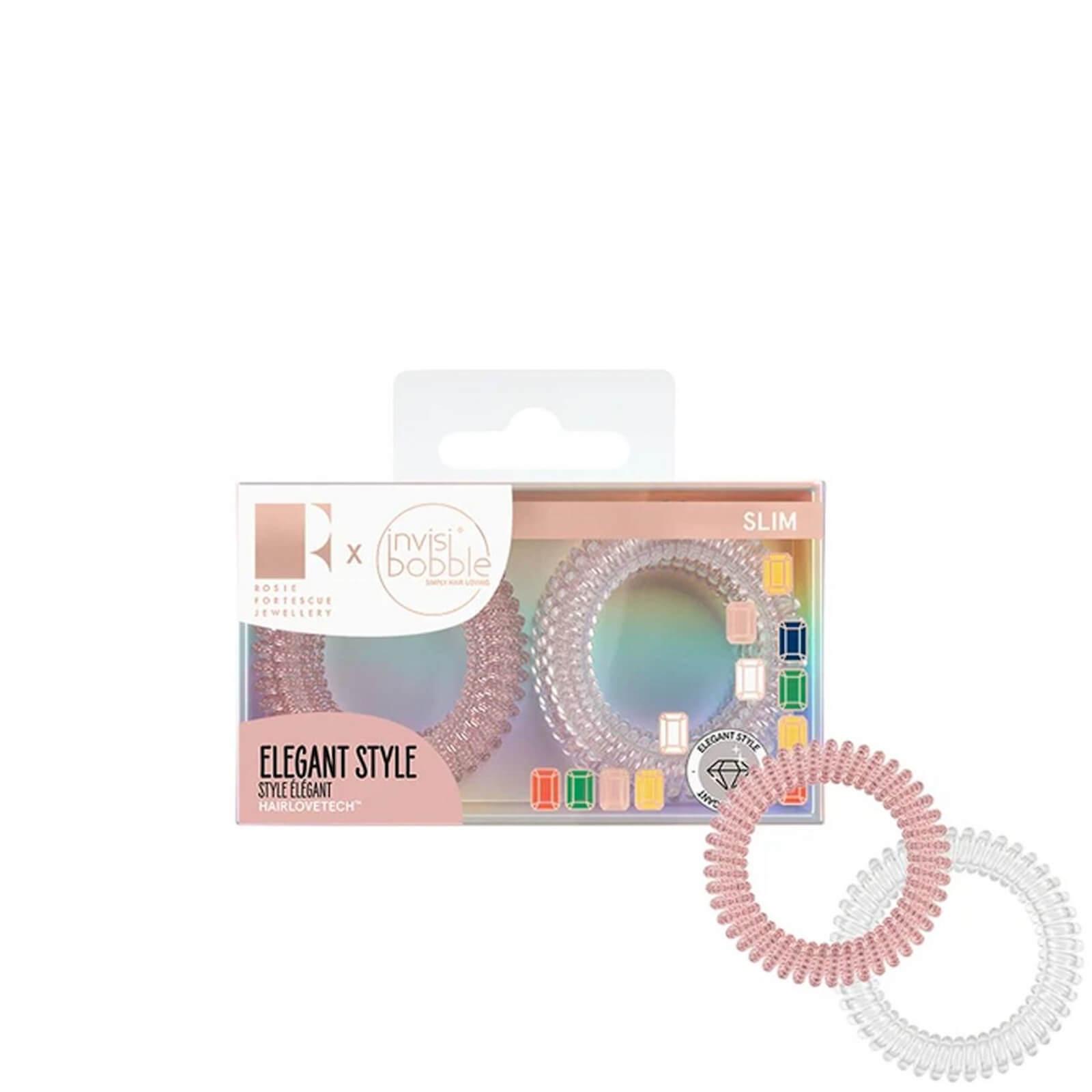 Купить Invisibobble SLIM - Розовые очки