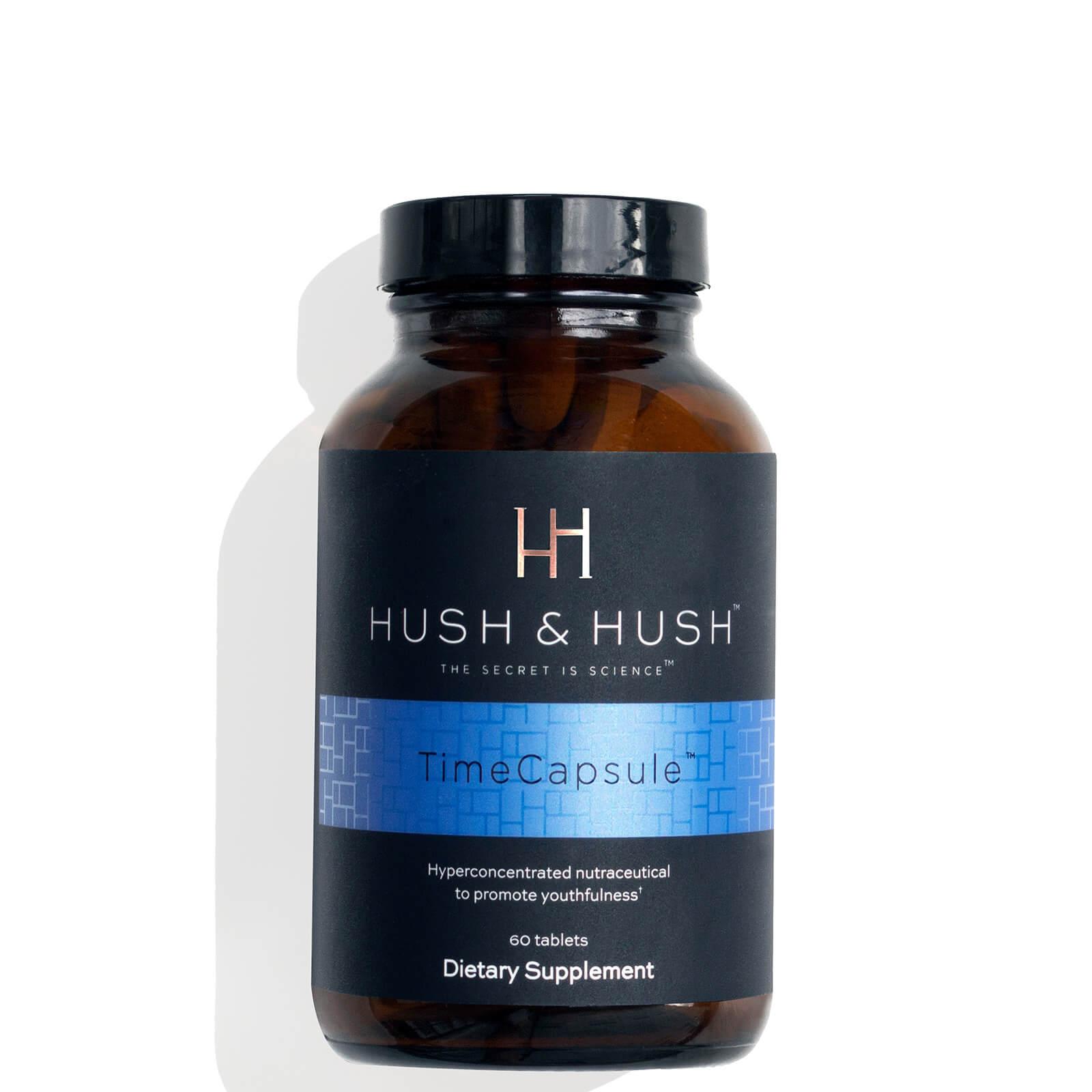 Hush & Hush Hush Hush Timecapsule 60 Capsules In Brown
