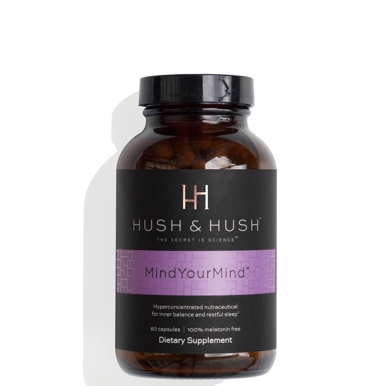 Hush & Hush MindYourMind® Sleep Supplement 60 Capsules