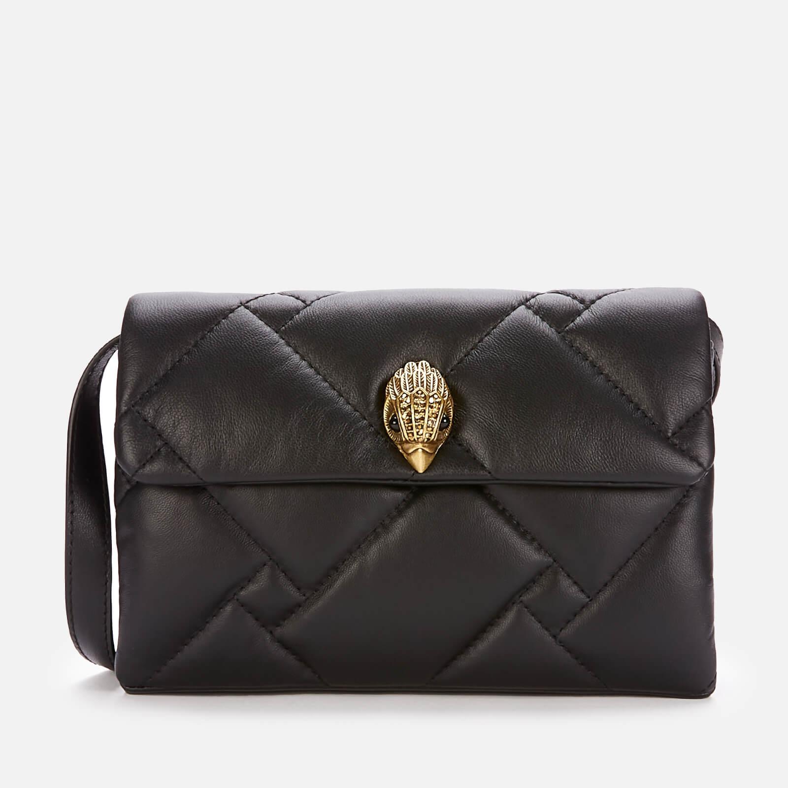 Kurt Geiger London Women's Medium Kensington Soft Cross Body Bag - Black