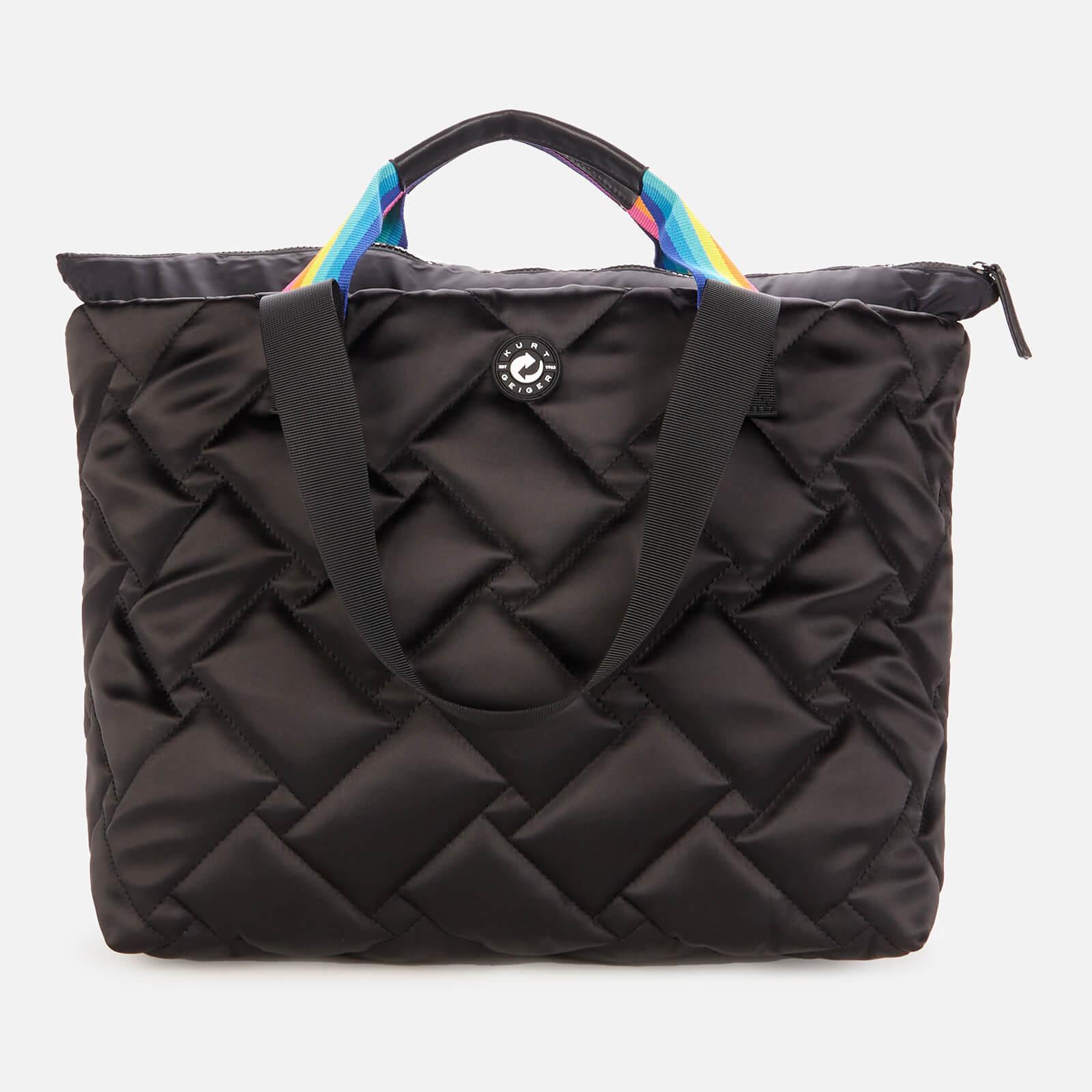 Kurt Geiger London Women's Recycled Tote Bag - Black