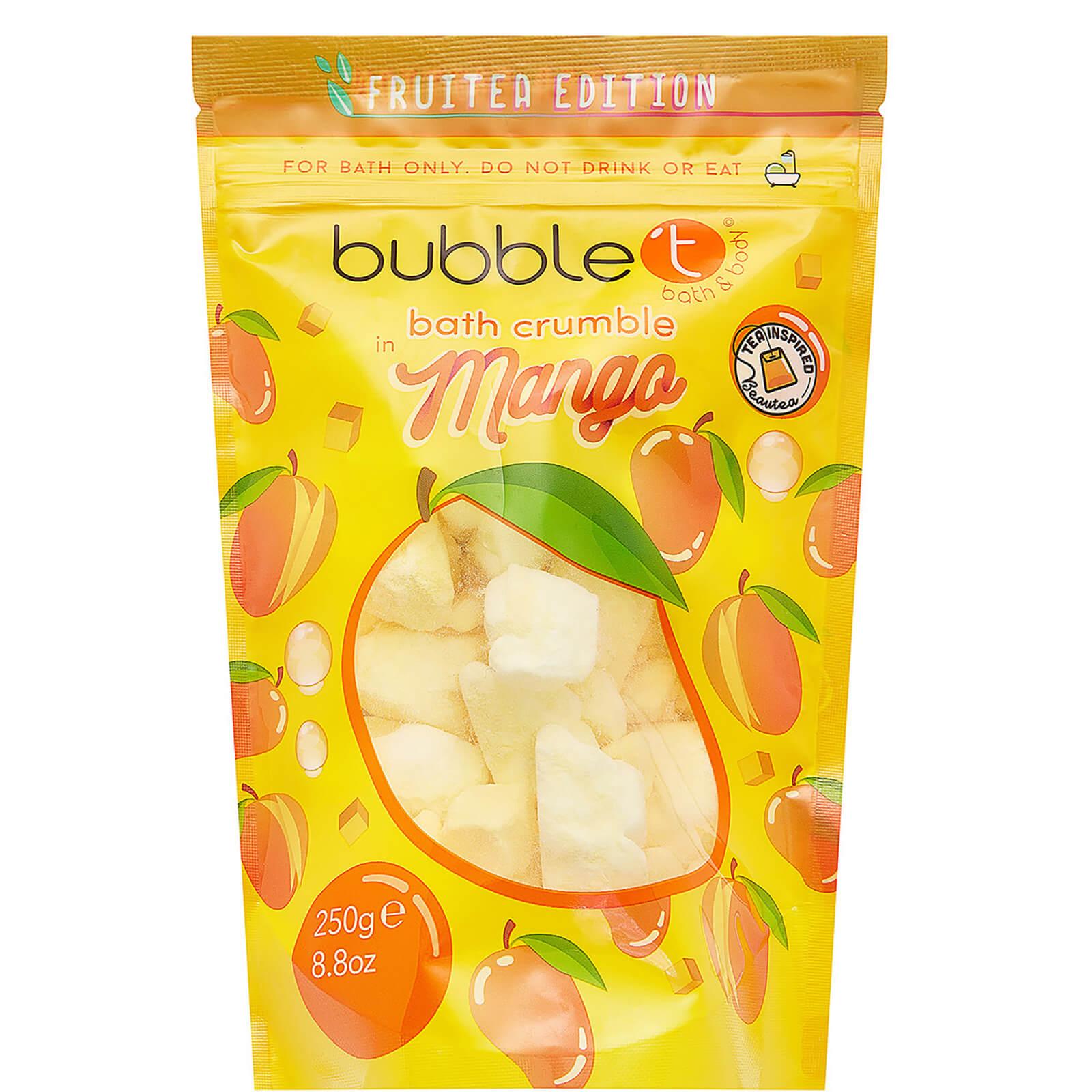Купить Bubble T Bath Crumble - Mango 250g