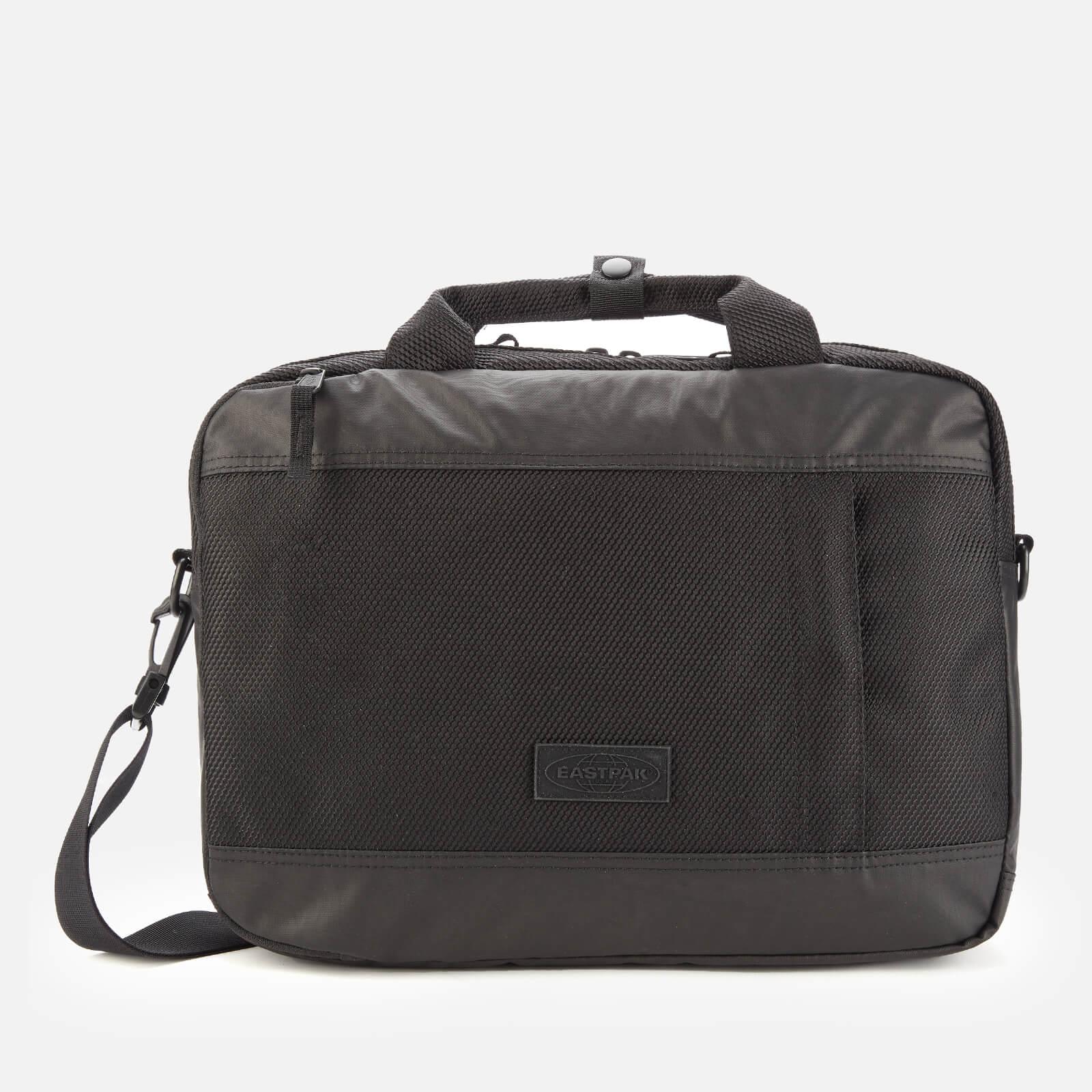 Eastpak Men's Acton Work Shoulder Bag - Coat Black