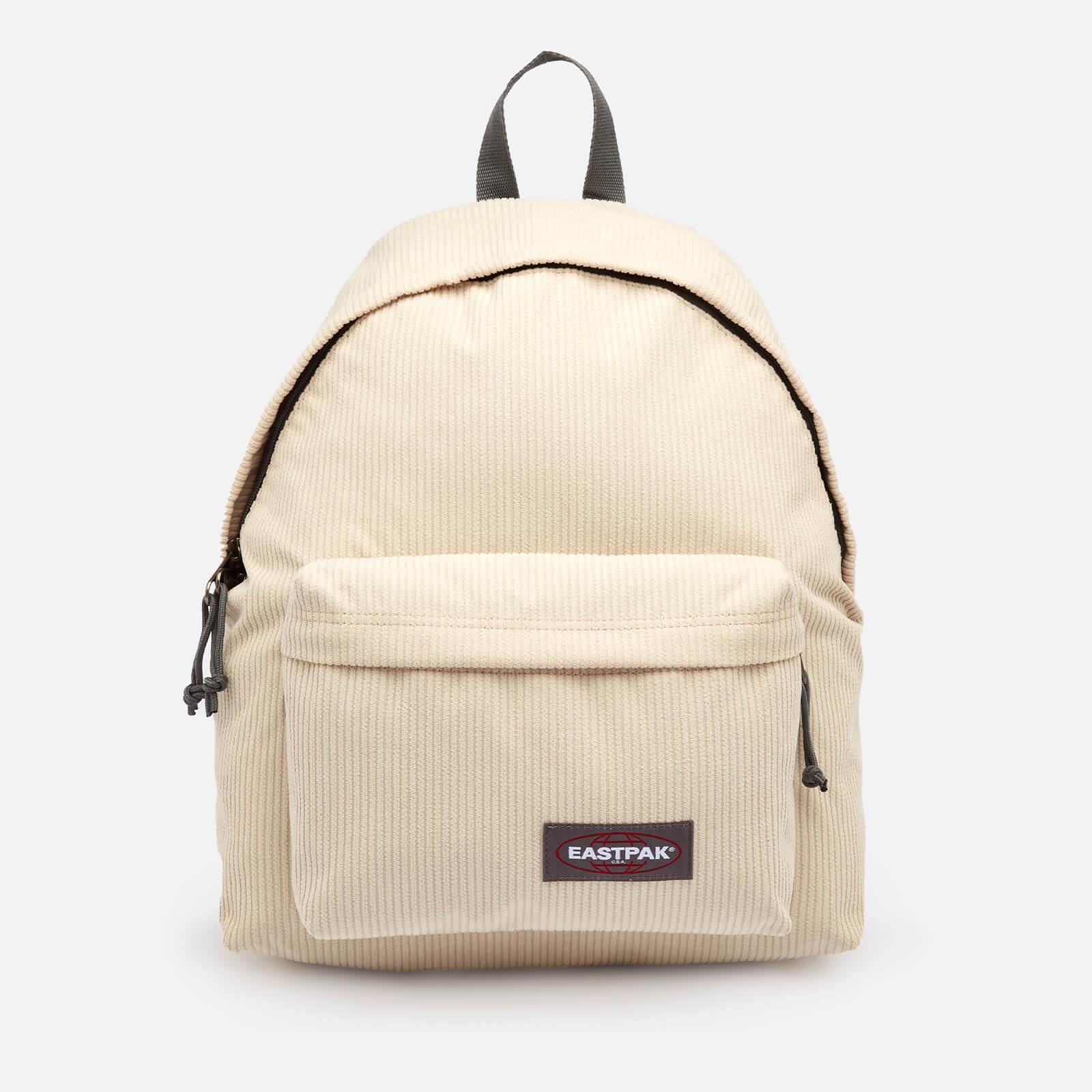 Eastpak Men's Padded Pak'r Backpack - Cords Sand