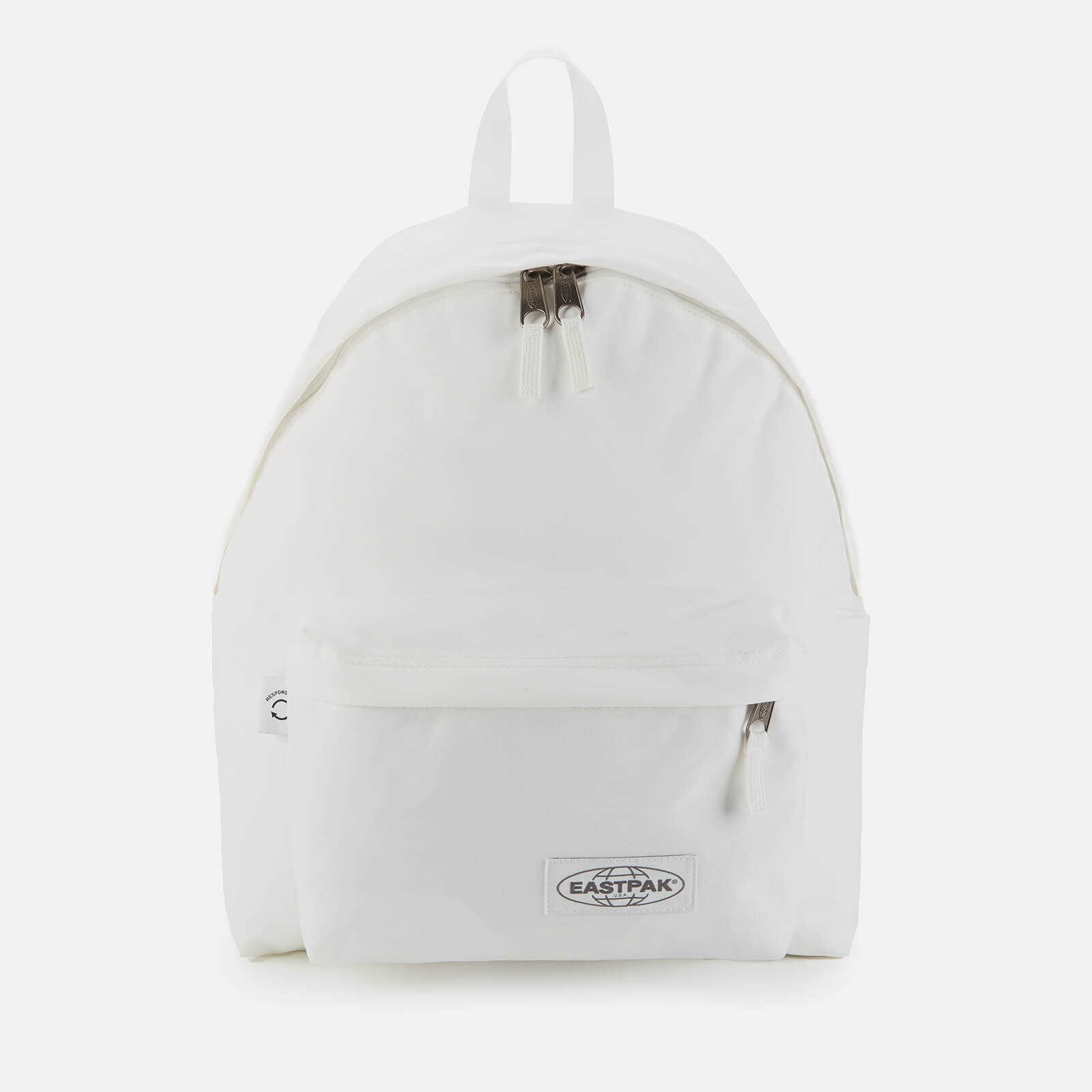 Eastpak Men's Padded Pak'R Recycled Backpack - Greige