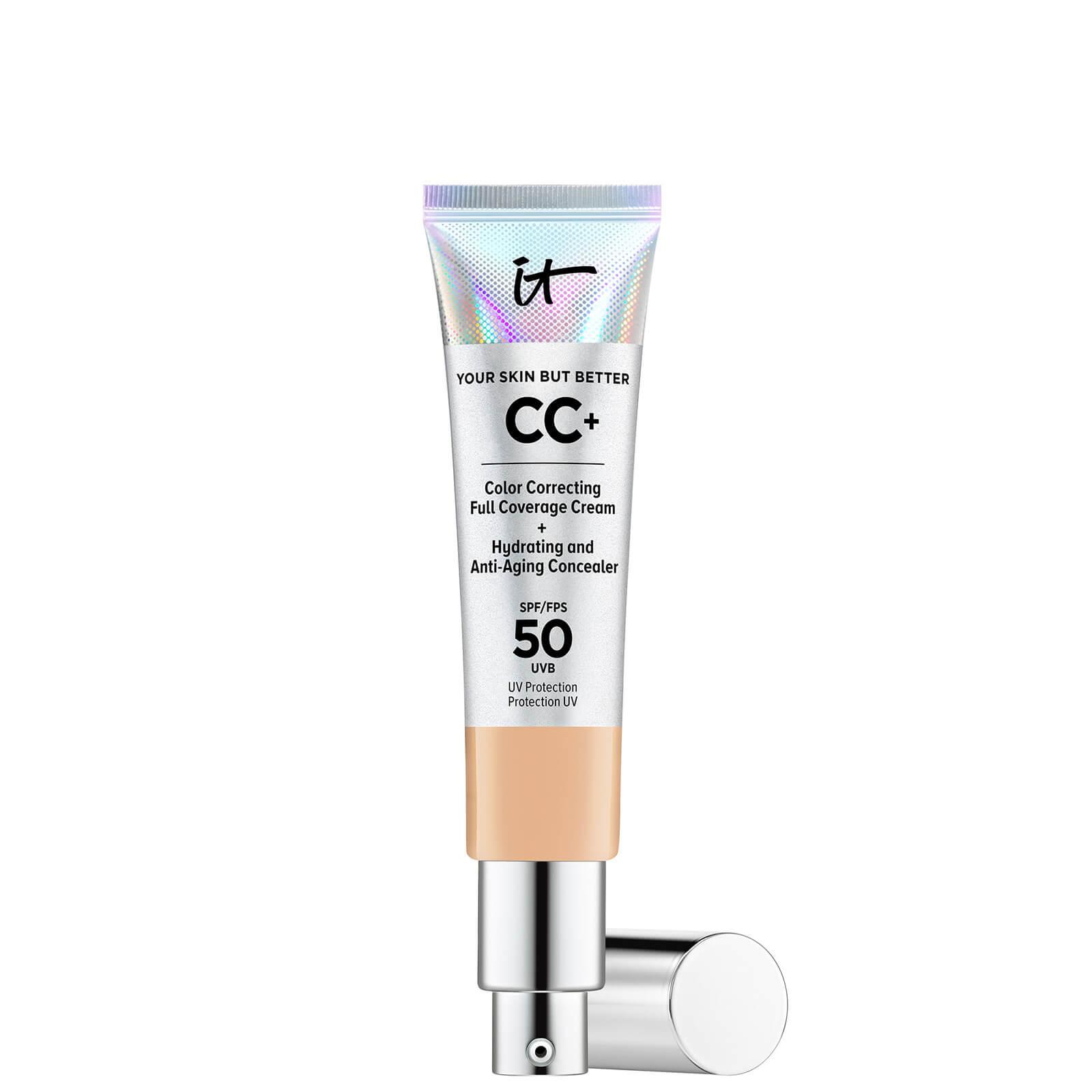 Купить IT Cosmetics Your Skin But Better CC+ Cream with SPF50 32ml (Various Shades) - Medium Tan