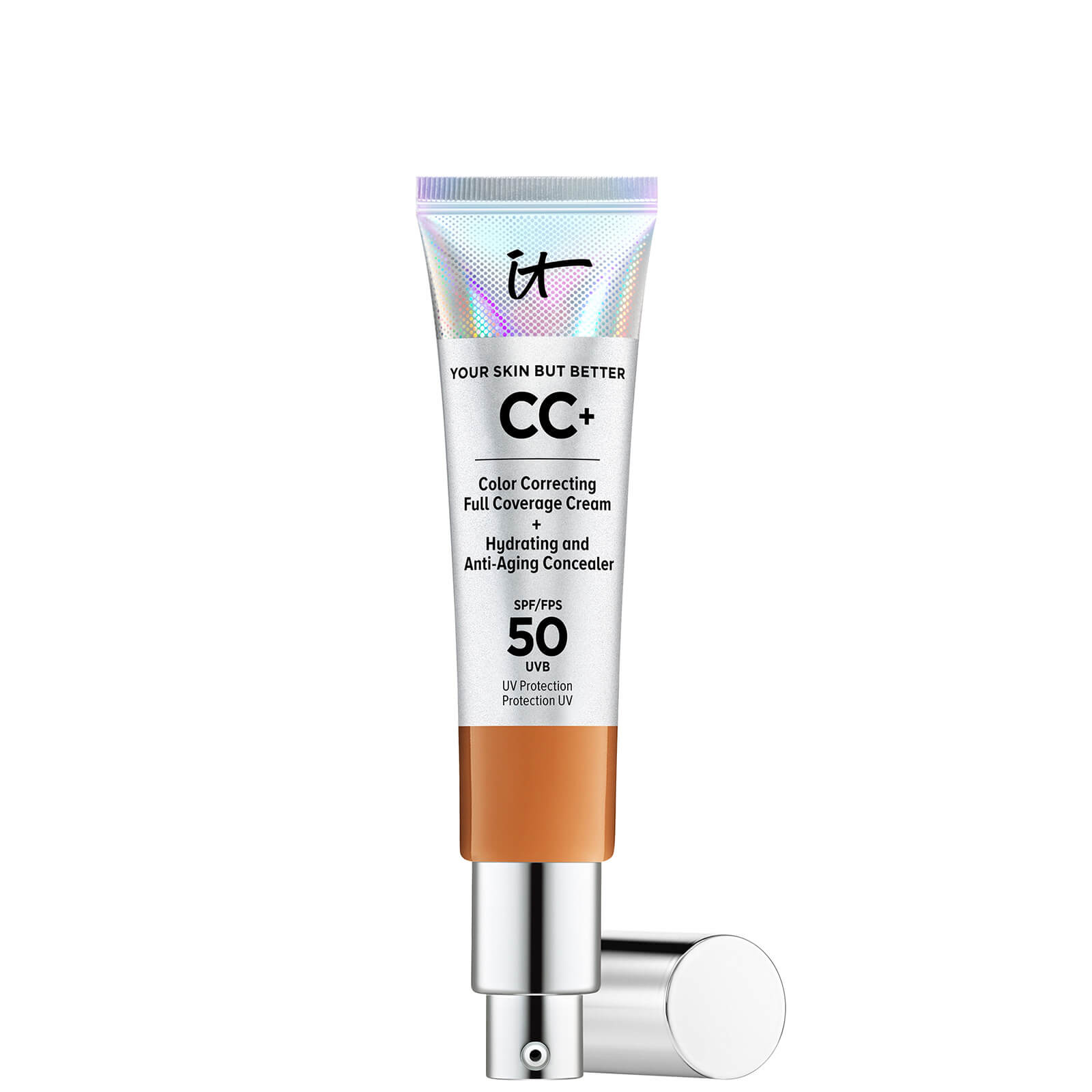 IT Cosmetics Your Skin But Better CC+ Cream with SPF50 32ml (Various Shades) - Rich  - Купить
