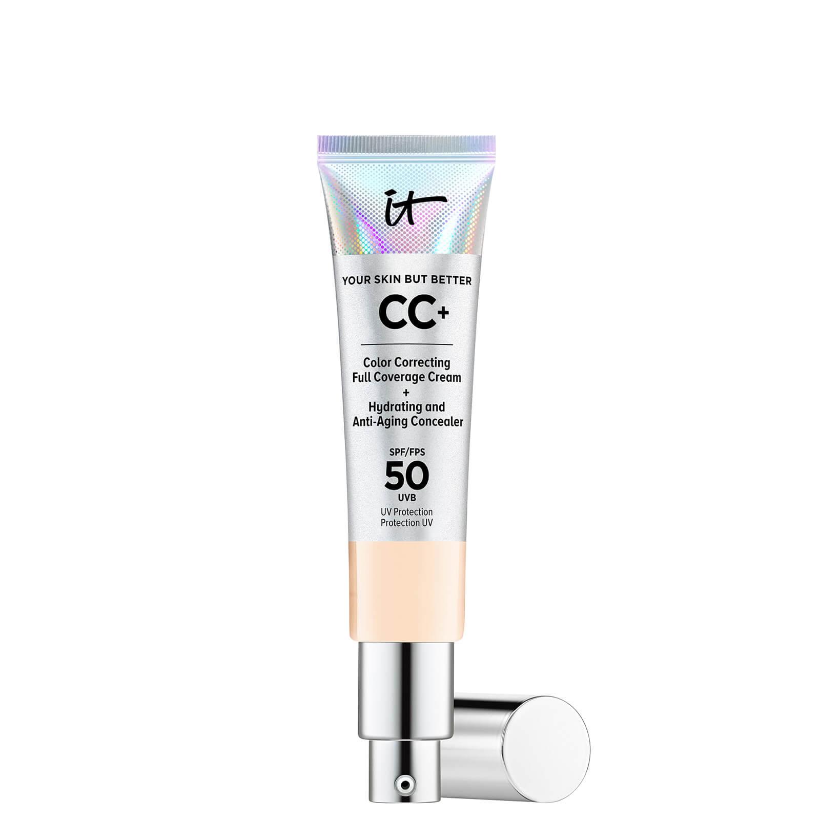 Купить IT Cosmetics Your Skin But Better CC+ Cream with SPF50 32ml (Various Shades) - Fair-Light