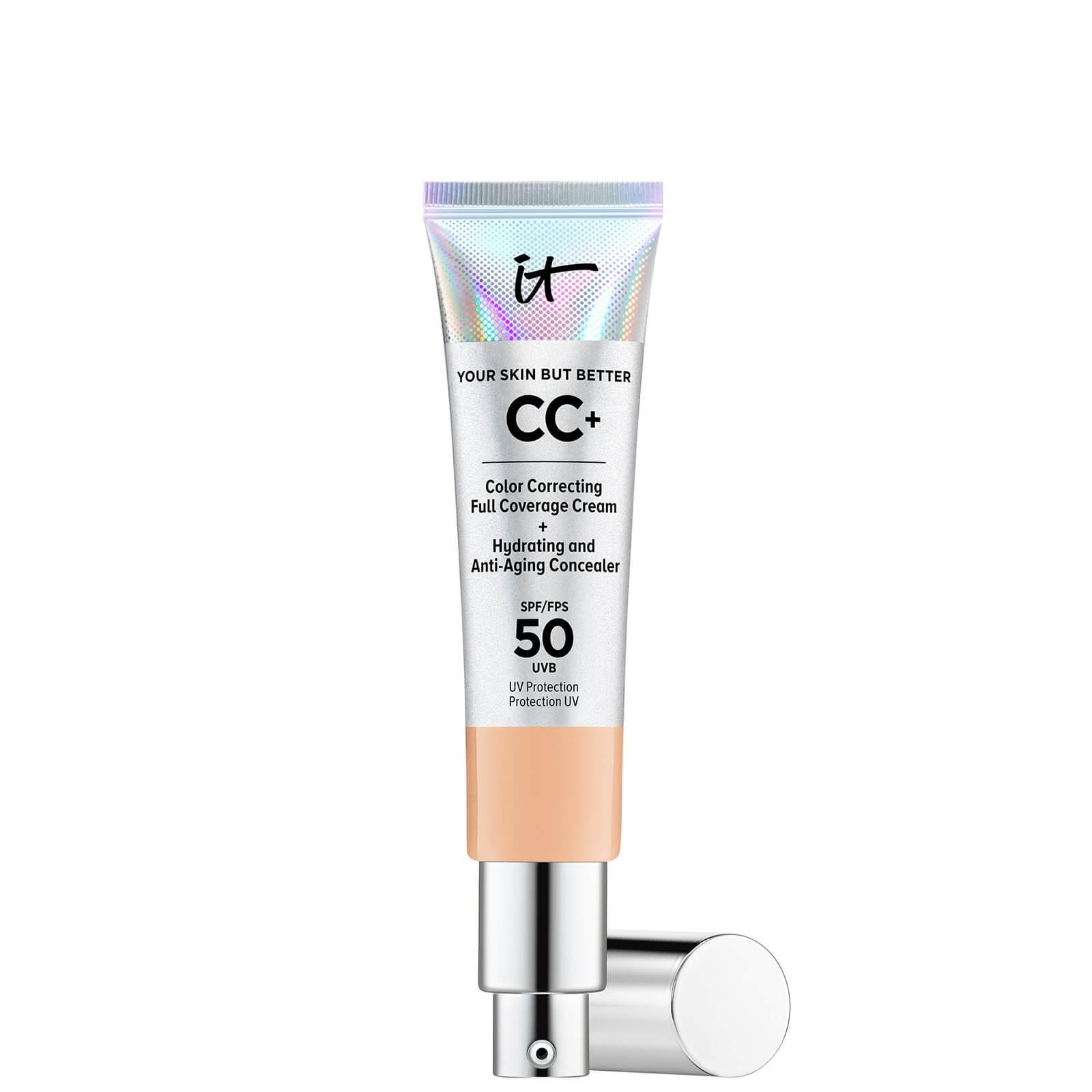 Купить IT Cosmetics Your Skin But Better CC+ Cream with SPF50 32ml (Various Shades) - Neutral Medium