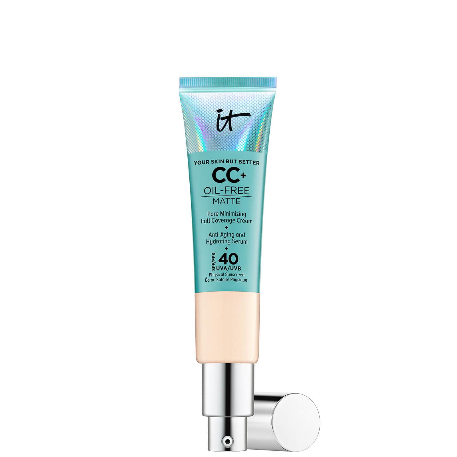 Купить IT Cosmetics Your Skin But Better CC+ Oil-Free Matte SPF40 32ml (Various Shades) - Light