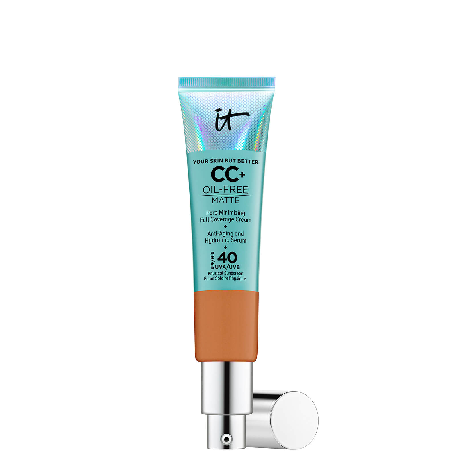 Купить IT Cosmetics Your Skin But Better CC+ Oil-Free Matte SPF40 32ml (Various Shades) - Rich