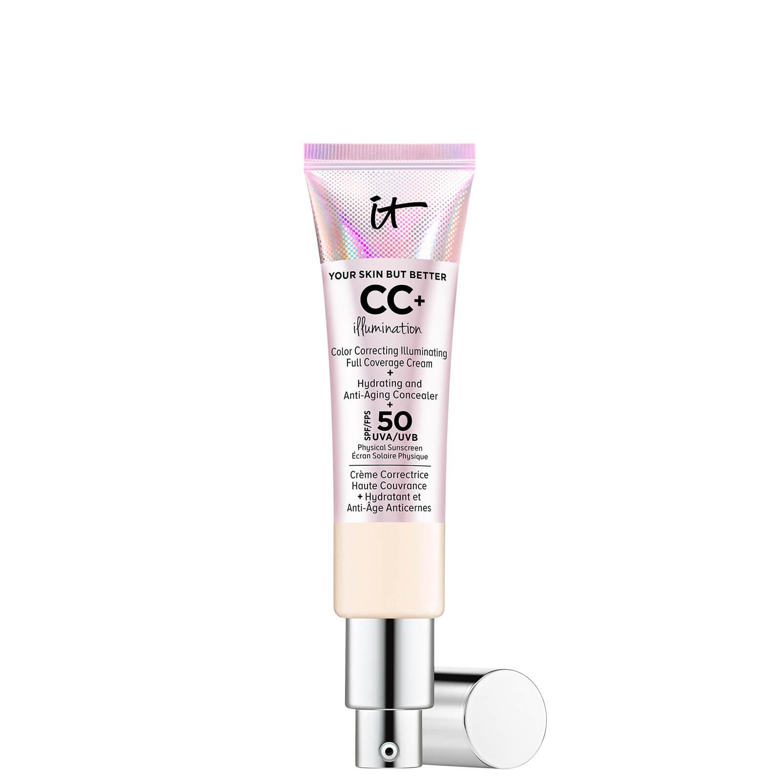 Купить IT Cosmetics Your Skin But Better CC+ Illumination SPF50 32ml (Various Shades) - Fair
