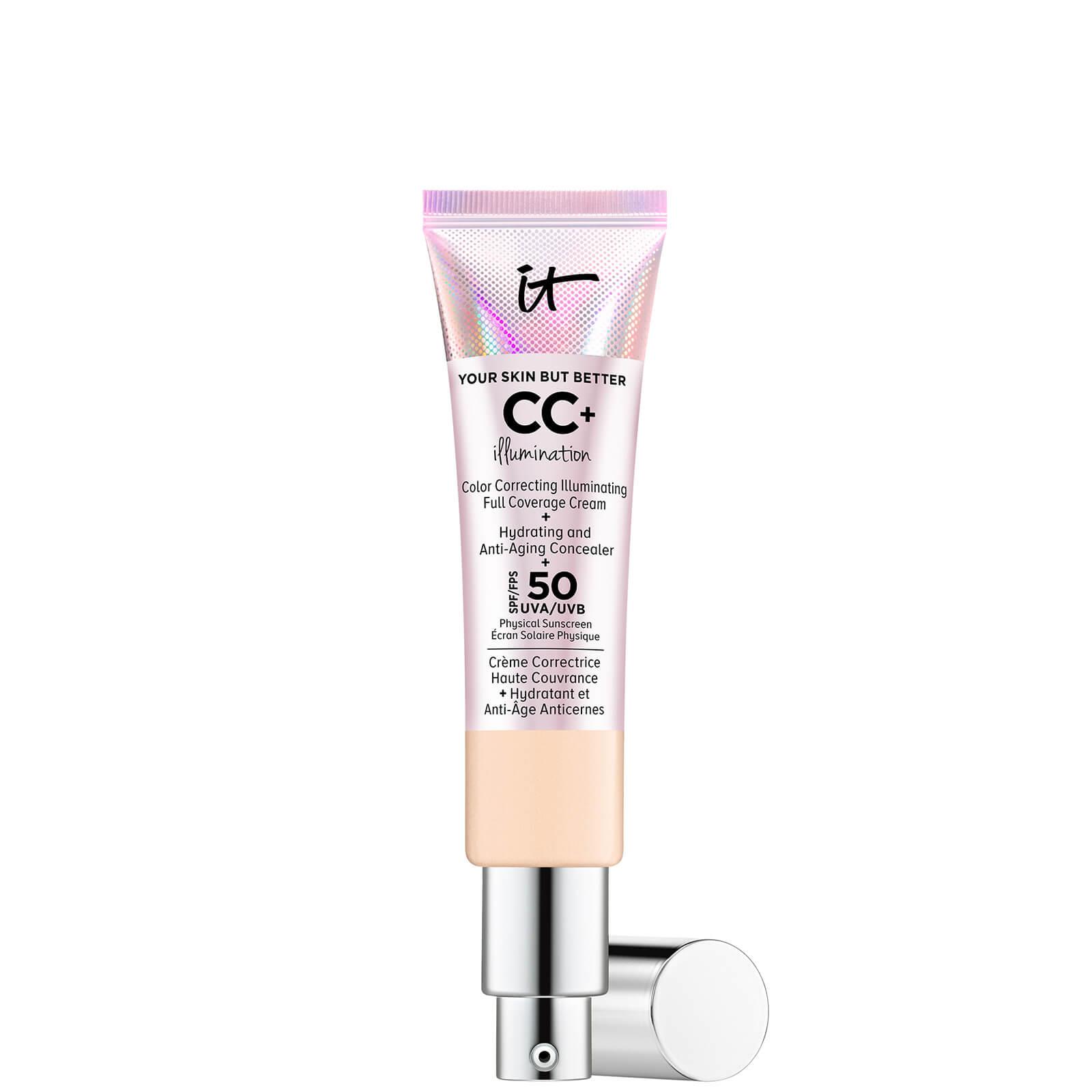 Купить IT Cosmetics Your Skin But Better CC+ Illumination SPF50 32ml (Various Shades) - Light Medium