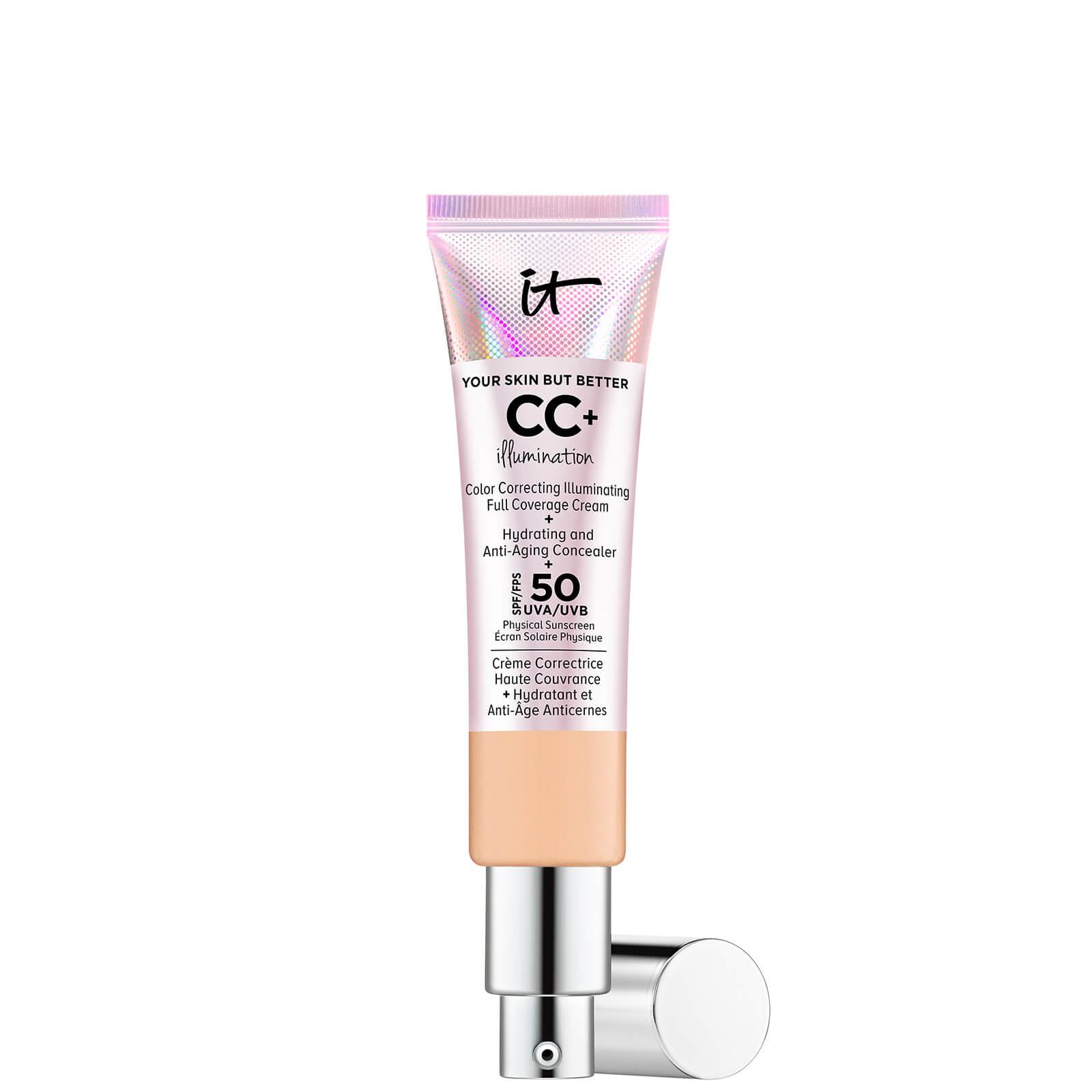 Купить IT Cosmetics Your Skin But Better CC+ Illumination SPF50 32ml (Various Shades) - Medium