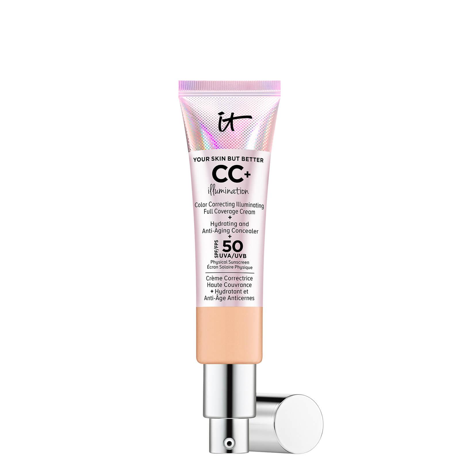 Купить IT Cosmetics Your Skin But Better CC+ Illumination SPF50 32ml (Various Shades) - Neutral Medium