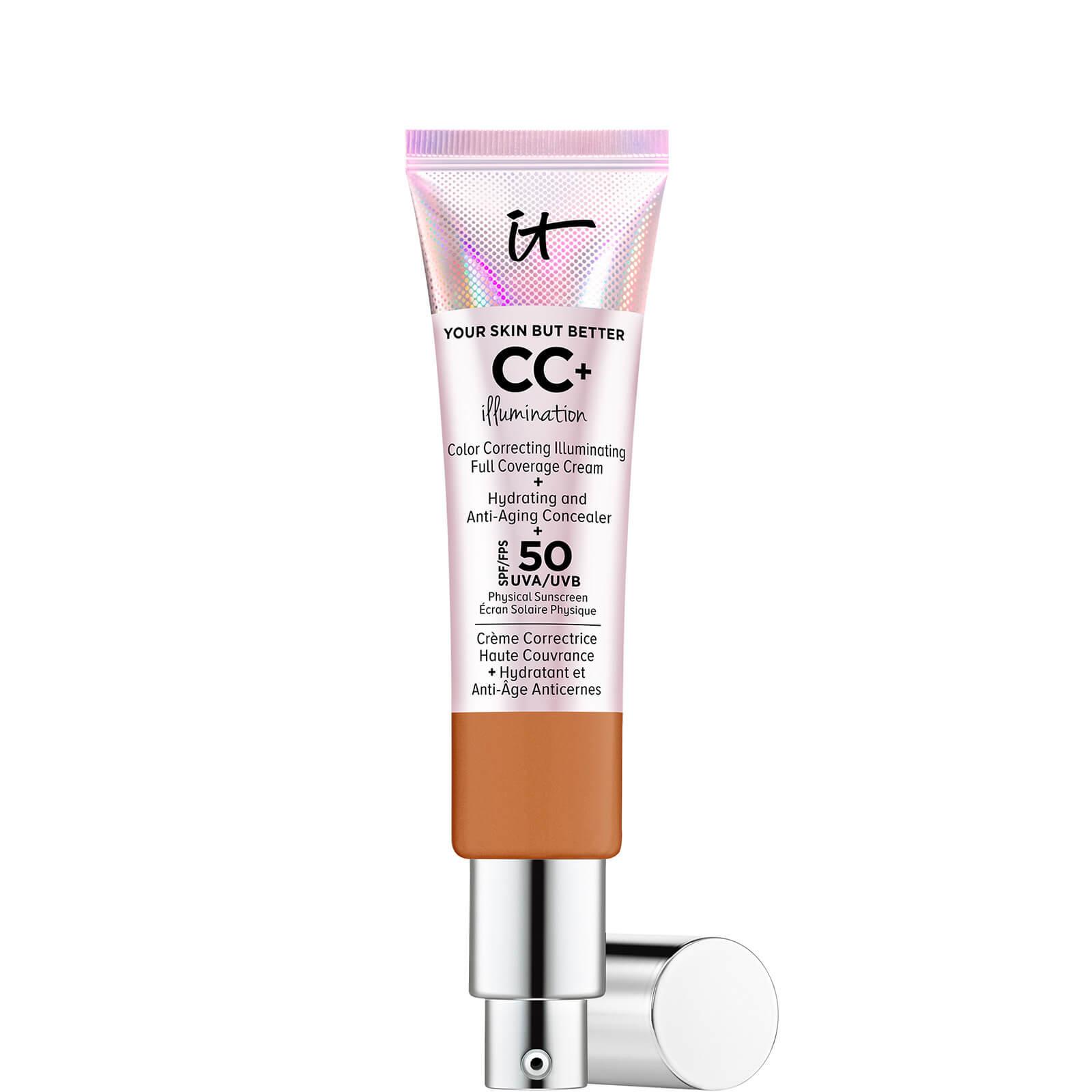 Купить IT Cosmetics Your Skin But Better CC+ Illumination SPF50 32ml (Various Shades) - Rich
