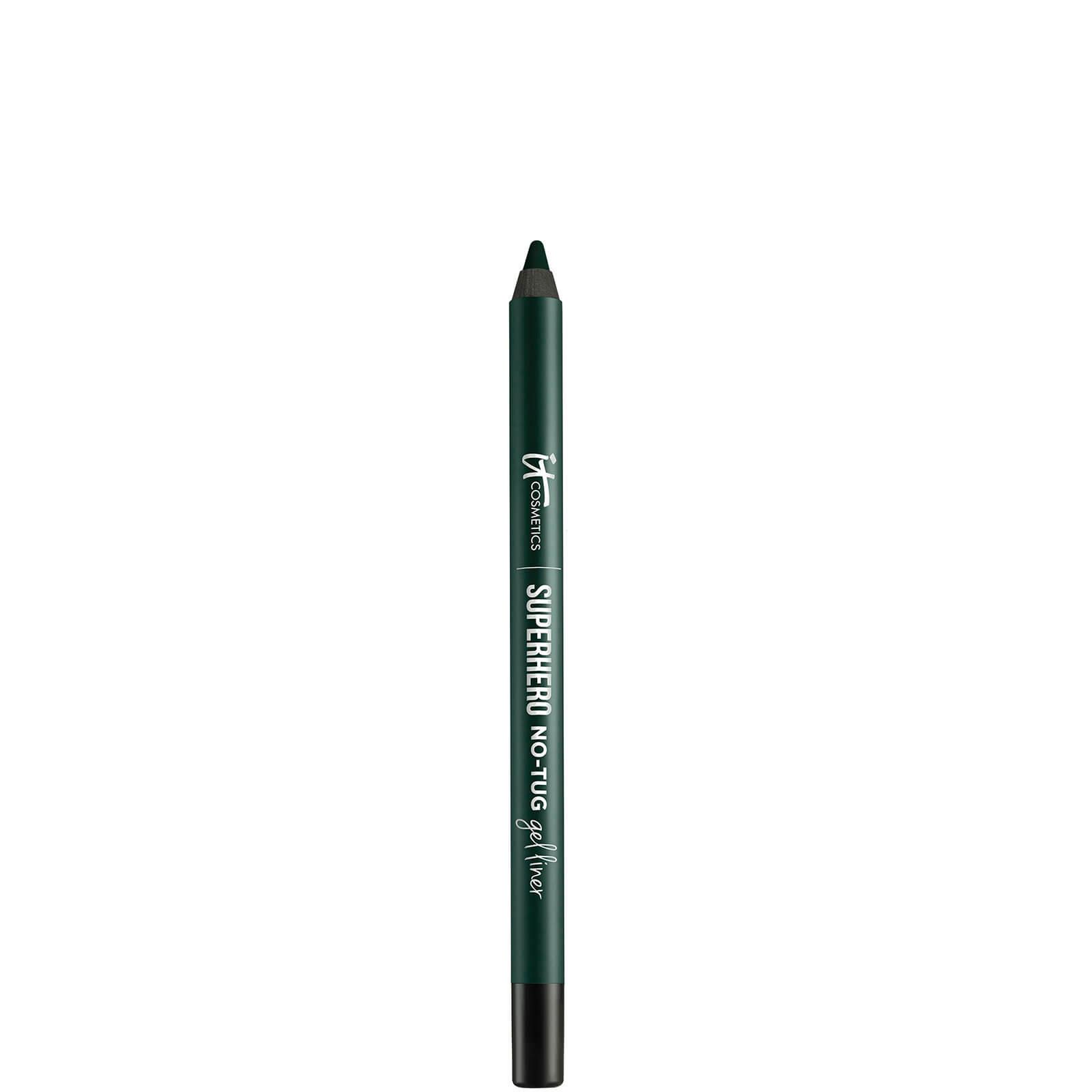 Купить IT Cosmetics Superhero No-Tug Gel Eyeliner 1.2g (Various Shades) - Mystic Emerald