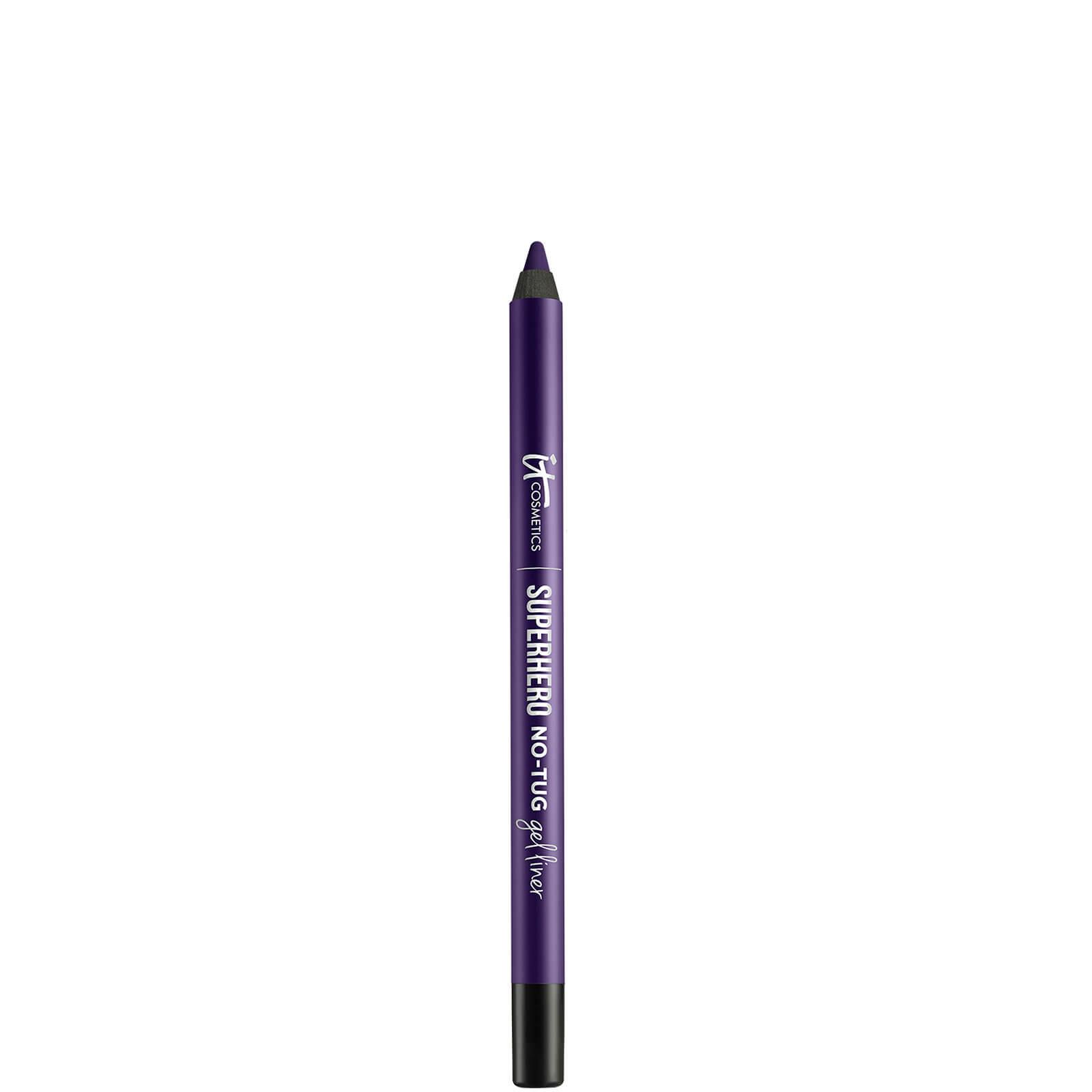 Купить IT Cosmetics Superhero No-Tug Gel Eyeliner 1.2g (Various Shades) - Powerful Plum