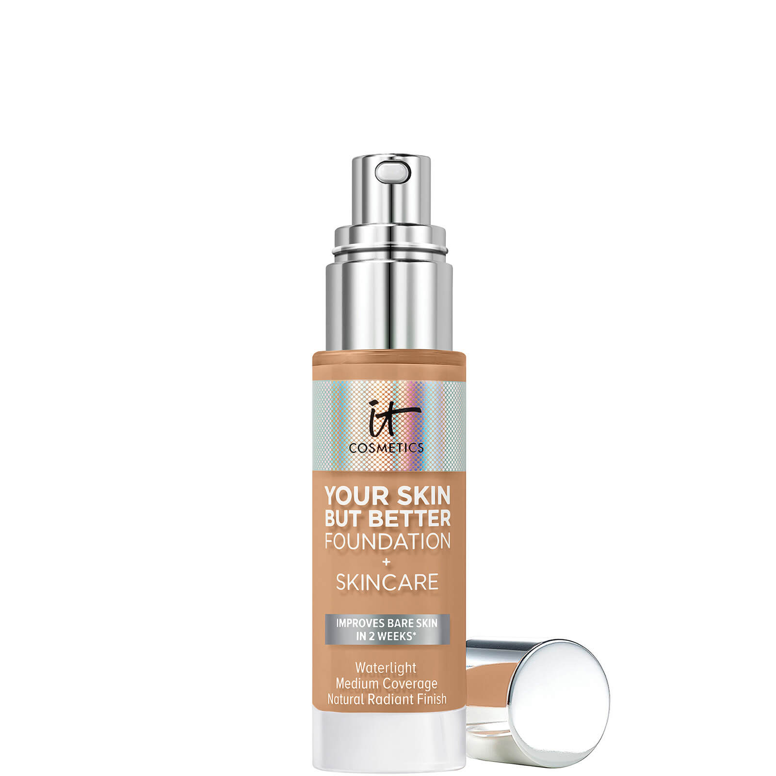 IT Cosmetics Your Skin But Better Foundation and Skincare 30ml (Various Shades) - 39 Tan Neutral