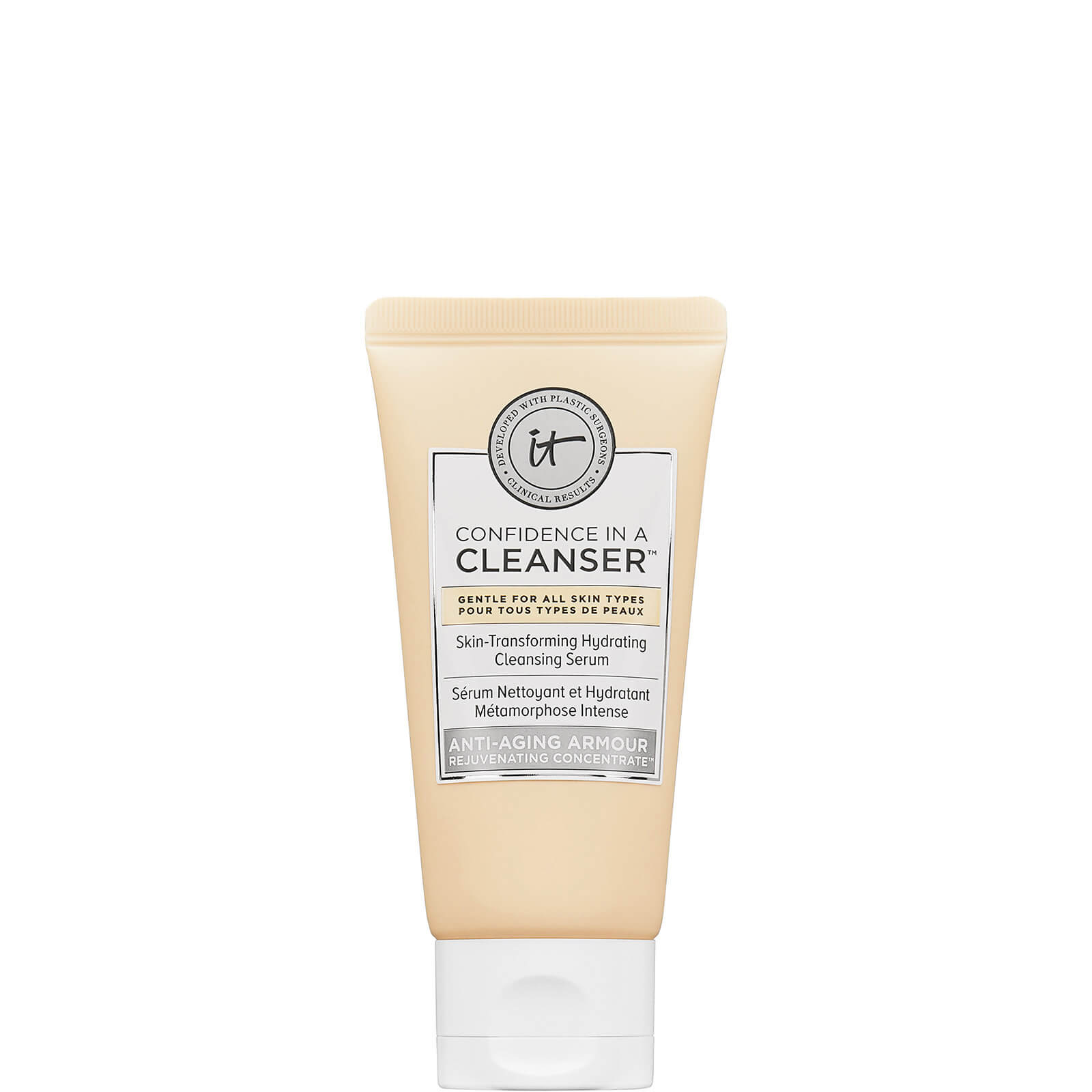IT Cosmetics Confidence in a Cleanser (Various Sizes) - 50ML