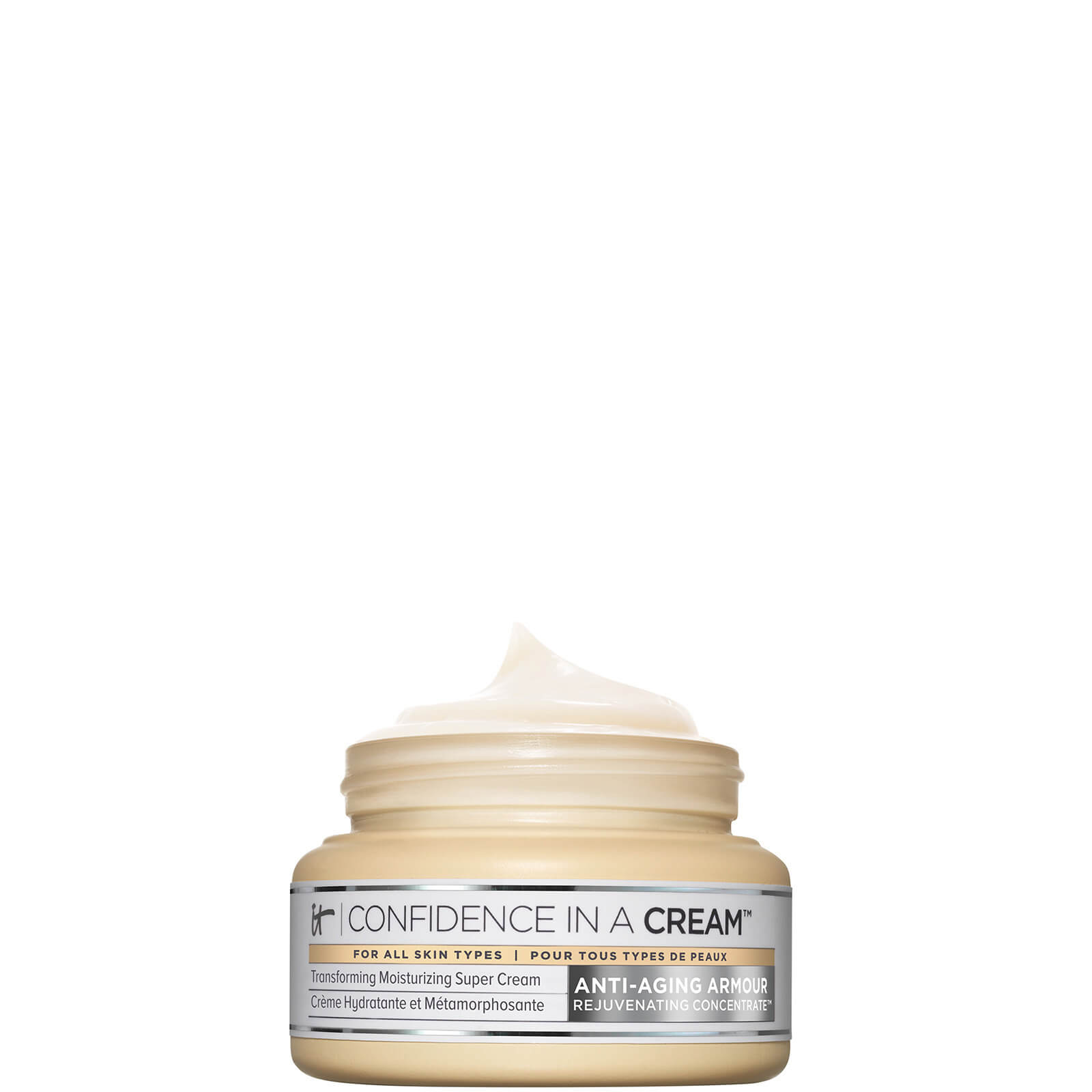 IT Cosmetics Confidence in a Cream Hydrating Moisturiser 60ml