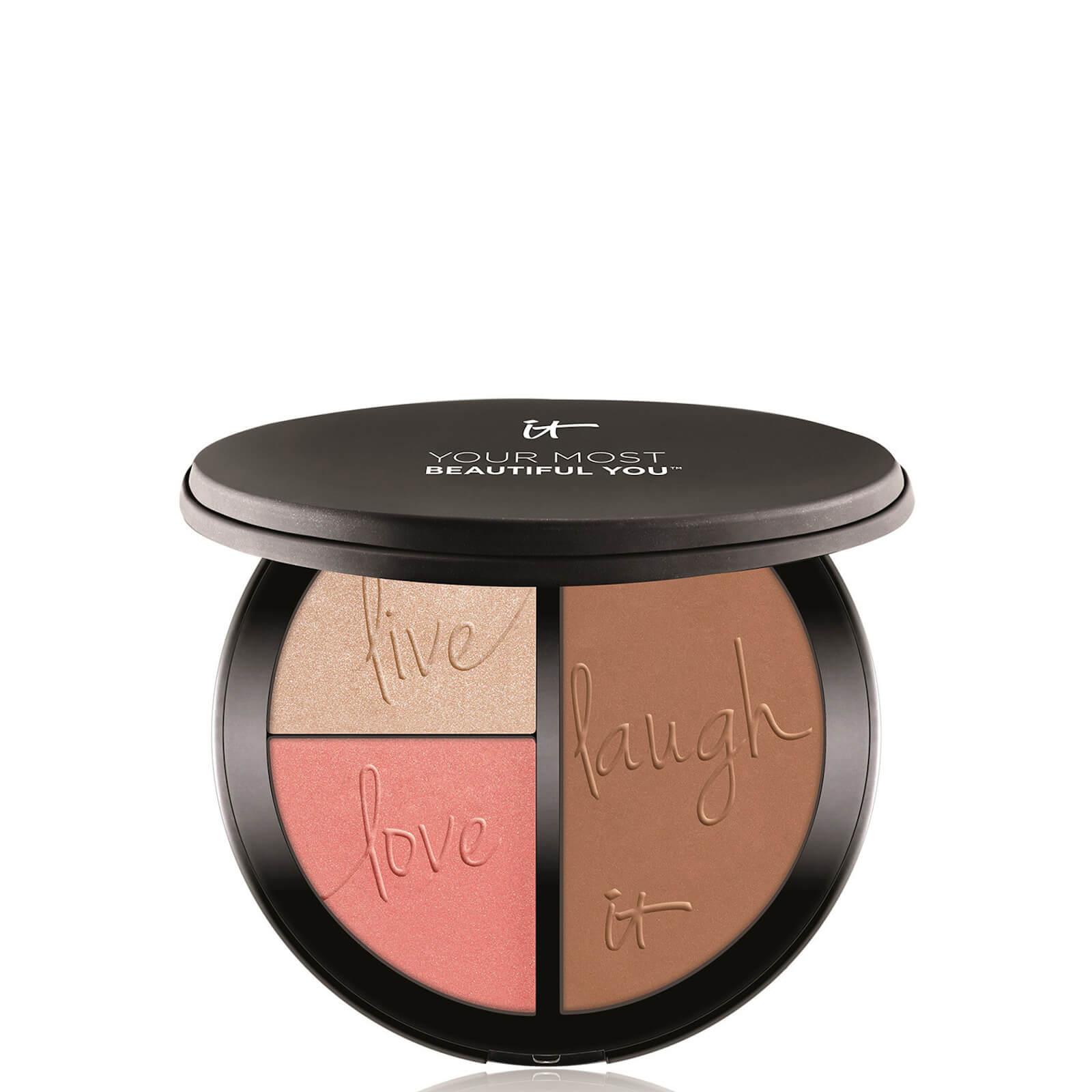 Купить IT Cosmetics Your Most Beautiful You Palette - Live, Laugh, Love 22.22g