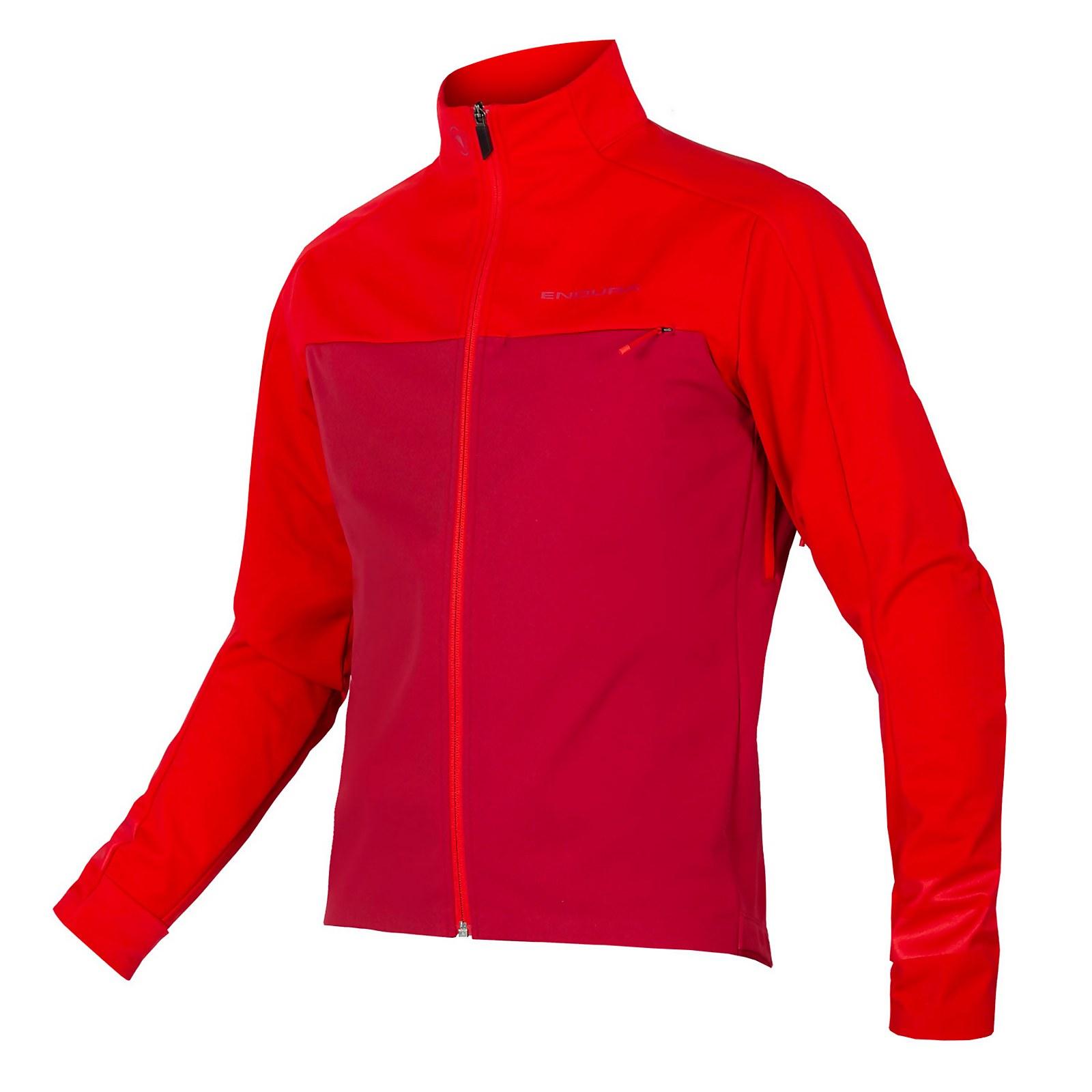 Windchill Jacket Ii - Rust Red - Xxxl