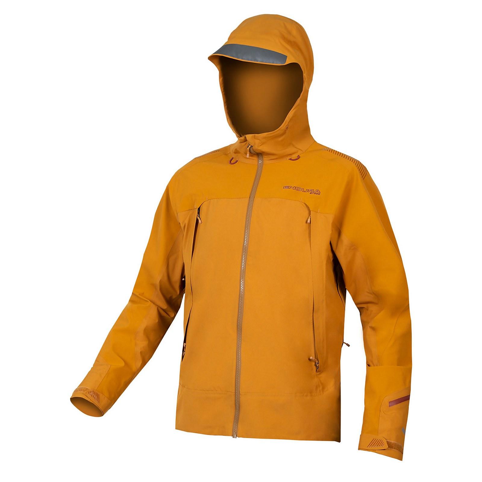 Mt500 Waterproof Jacket Ii - Nutmeg - M