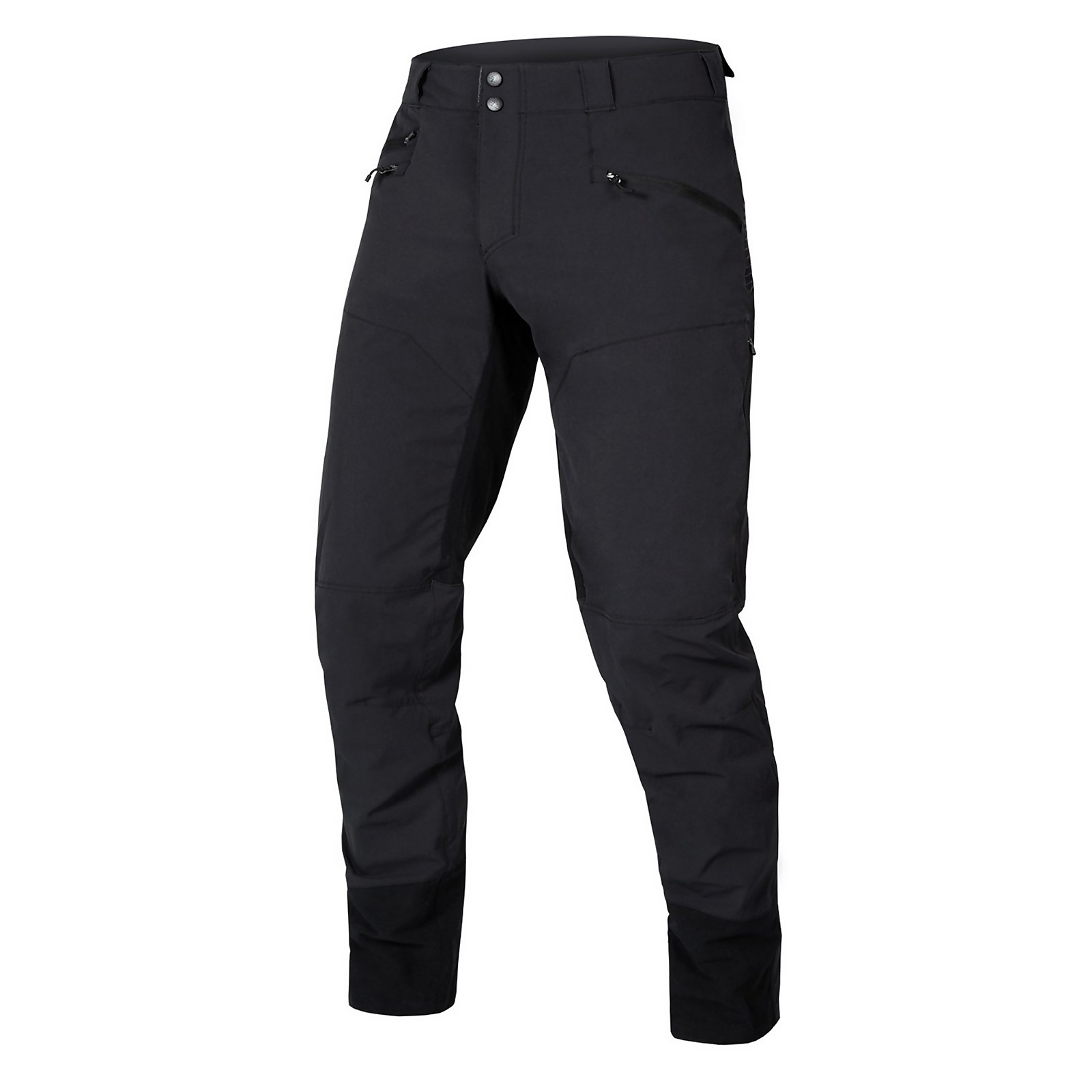 Singletrack Trouser Ii - Black - M