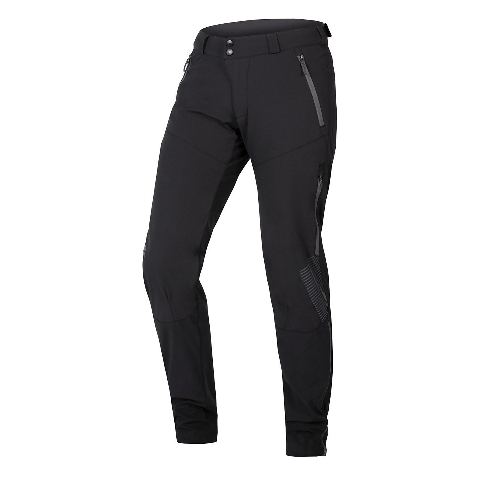 Womens Mt500 Spray Baggy Trouser Ii - Black - L