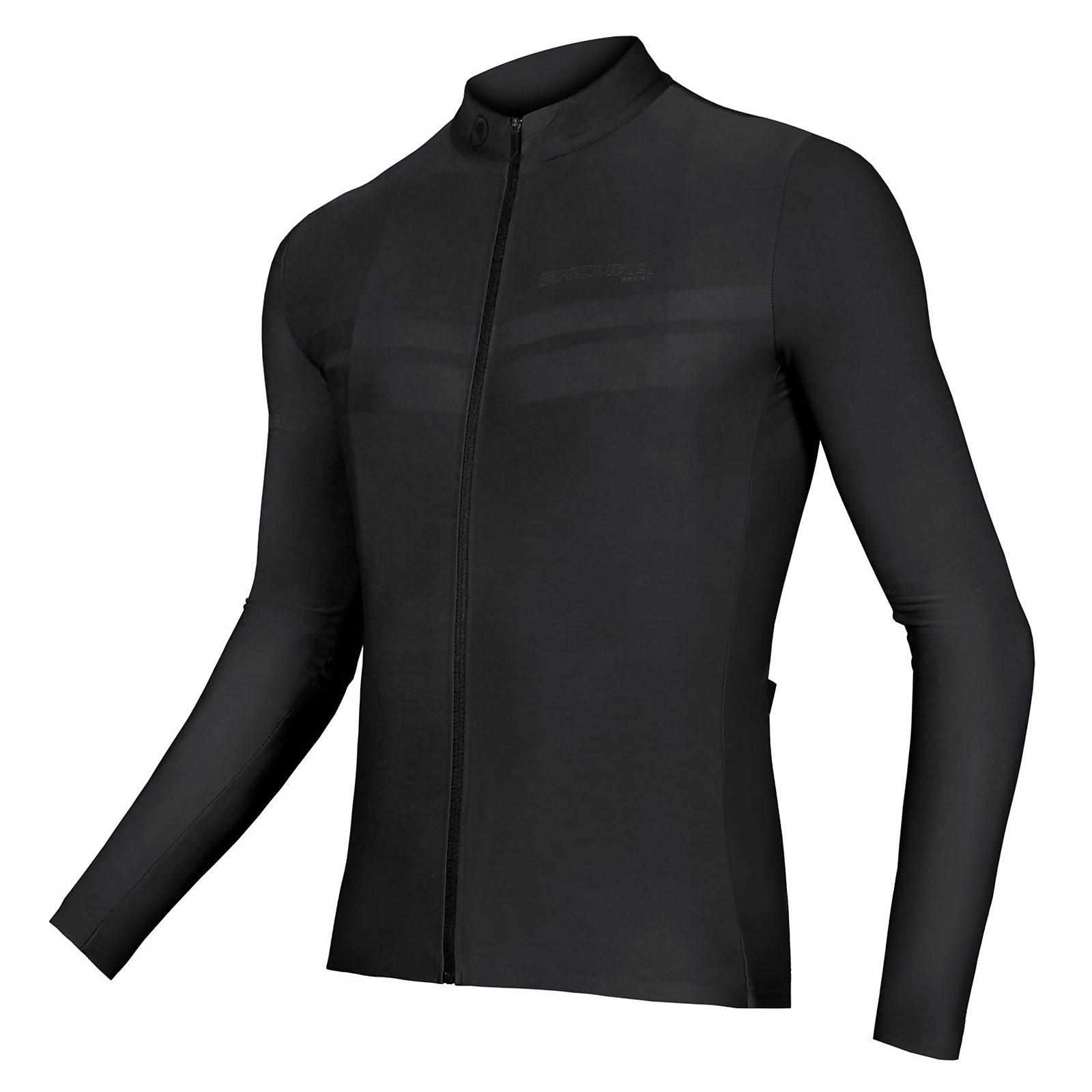 Pro Sl L/s Jersey Ii - Black - Xs