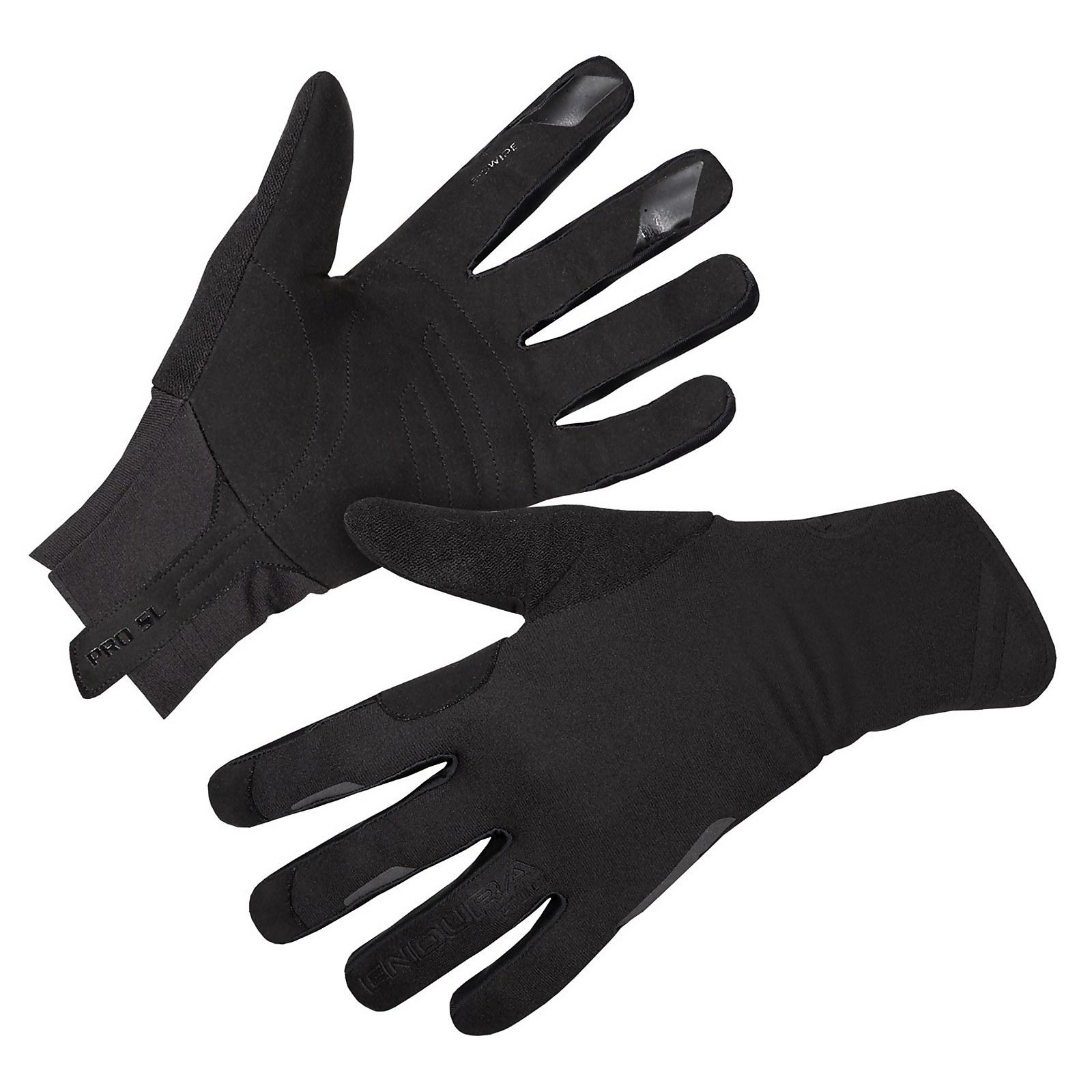 Pro Sl Windproof Glove Ii - Black - Xs