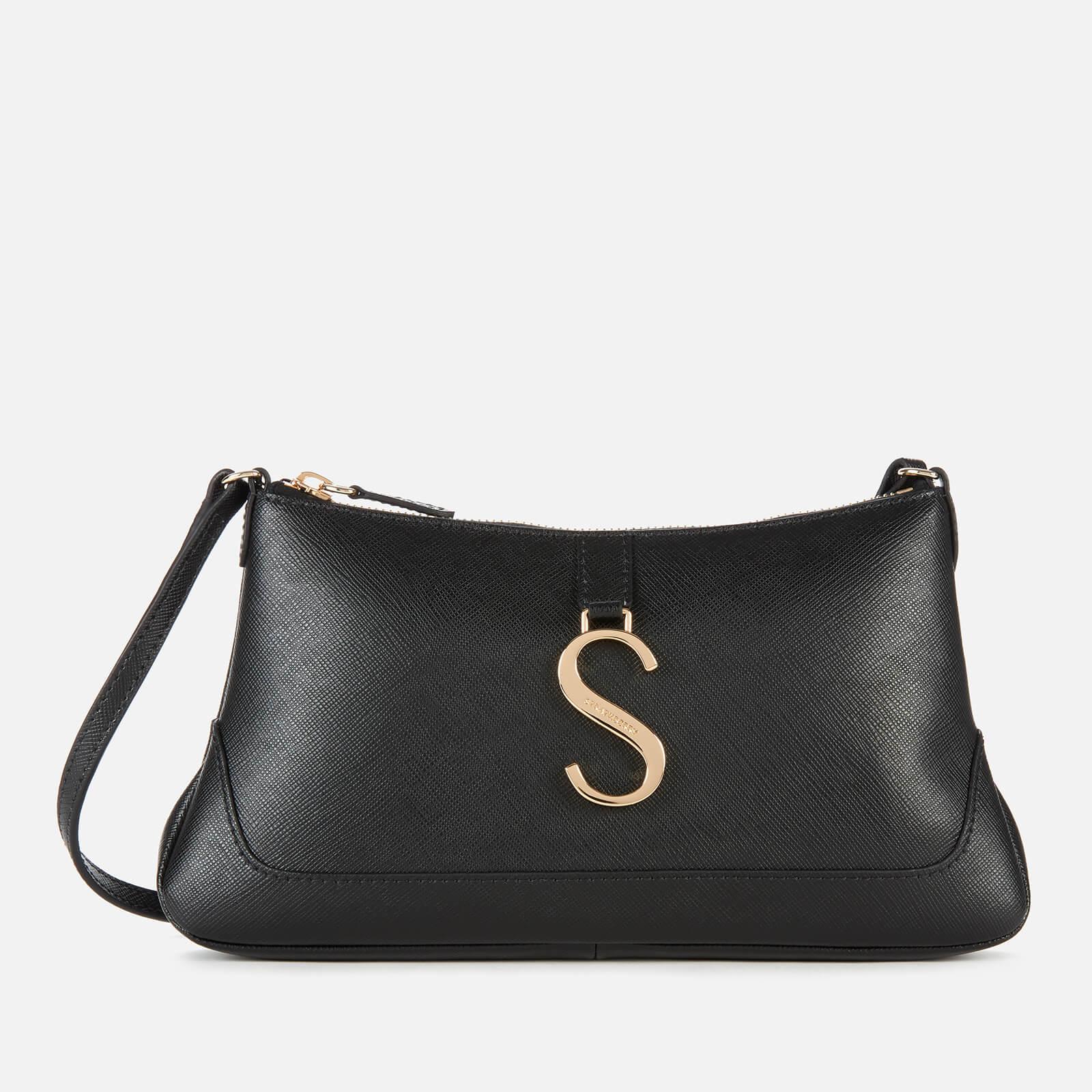 Strathberry Women's S Baguette Bag - Black