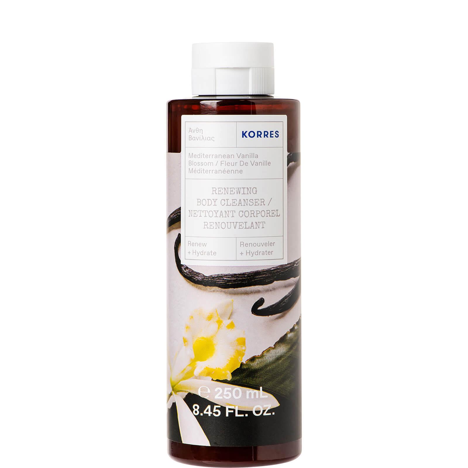 Купить KORRES Vanilla Blossom Body Cleanser 250ml