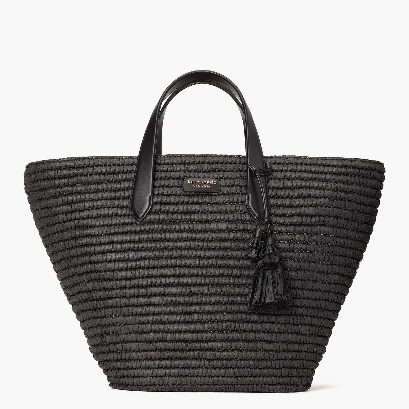 Kate Spade New York Women's Cabana Large Tote Bag - Black