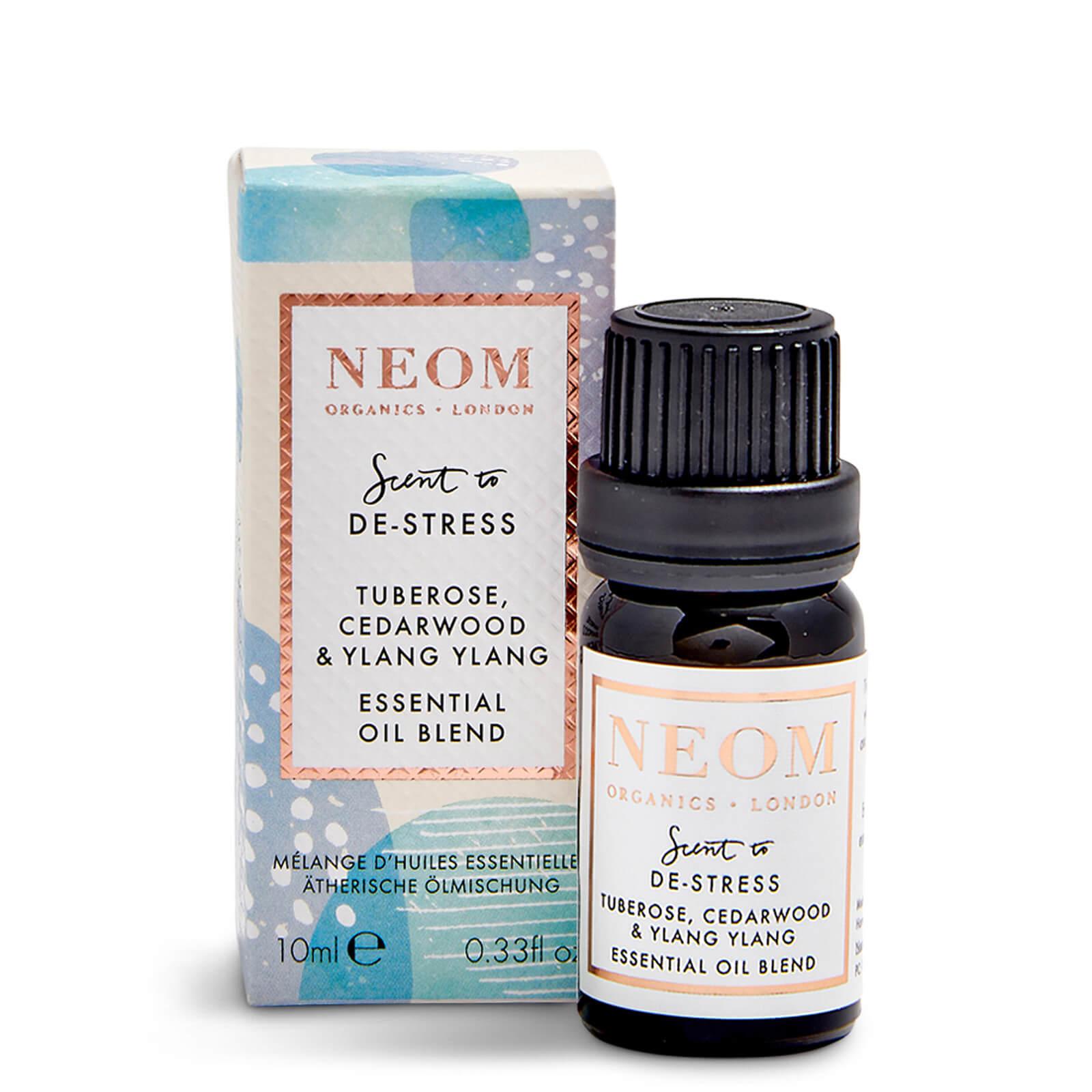 Купить NEOM Tuberose, Cedarwood and Ylang Ylang Essential Oil Blend 10ml