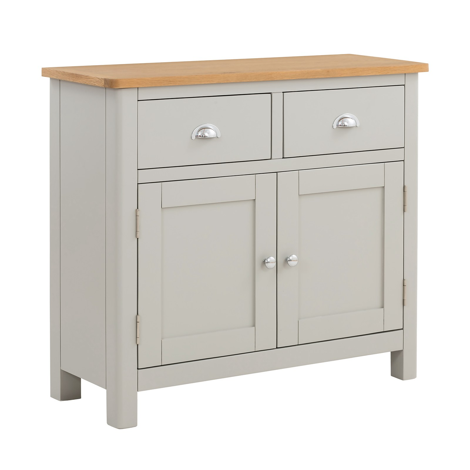 Norbury Small Sideboard - Grey