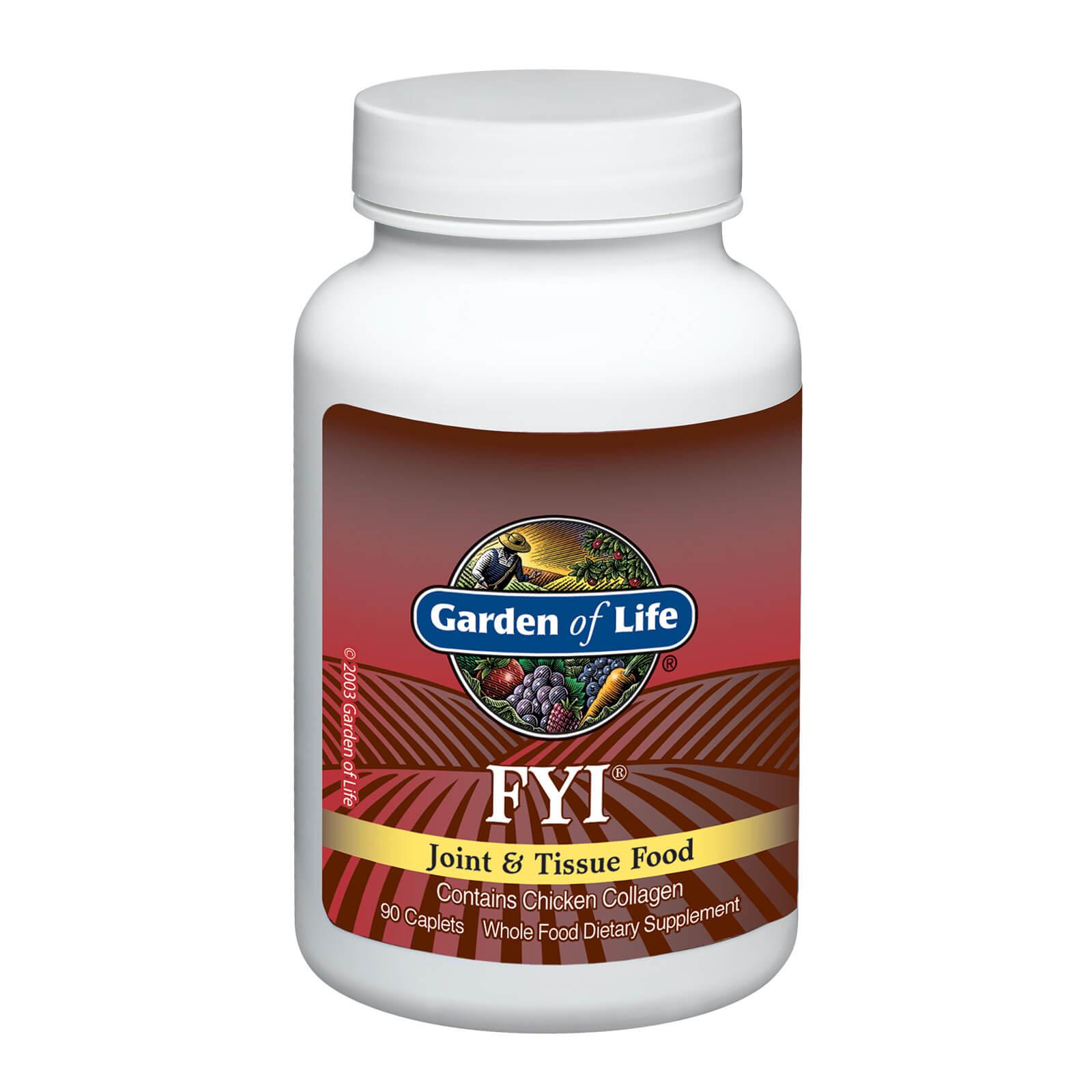 FYI Joint & Tissue Food 90 Caplets