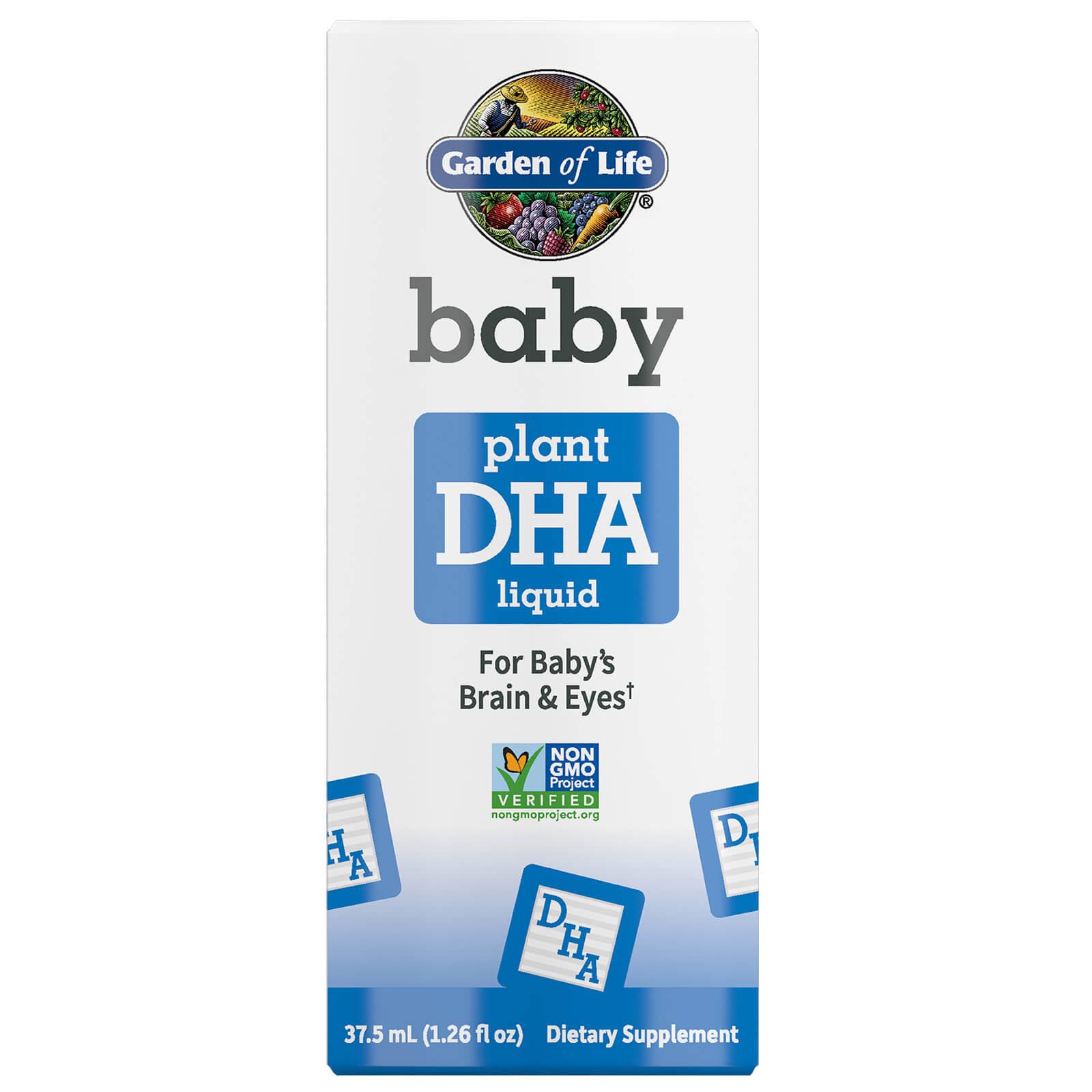 Baby's plantaardige DHA 37,5 ml Vloeistof