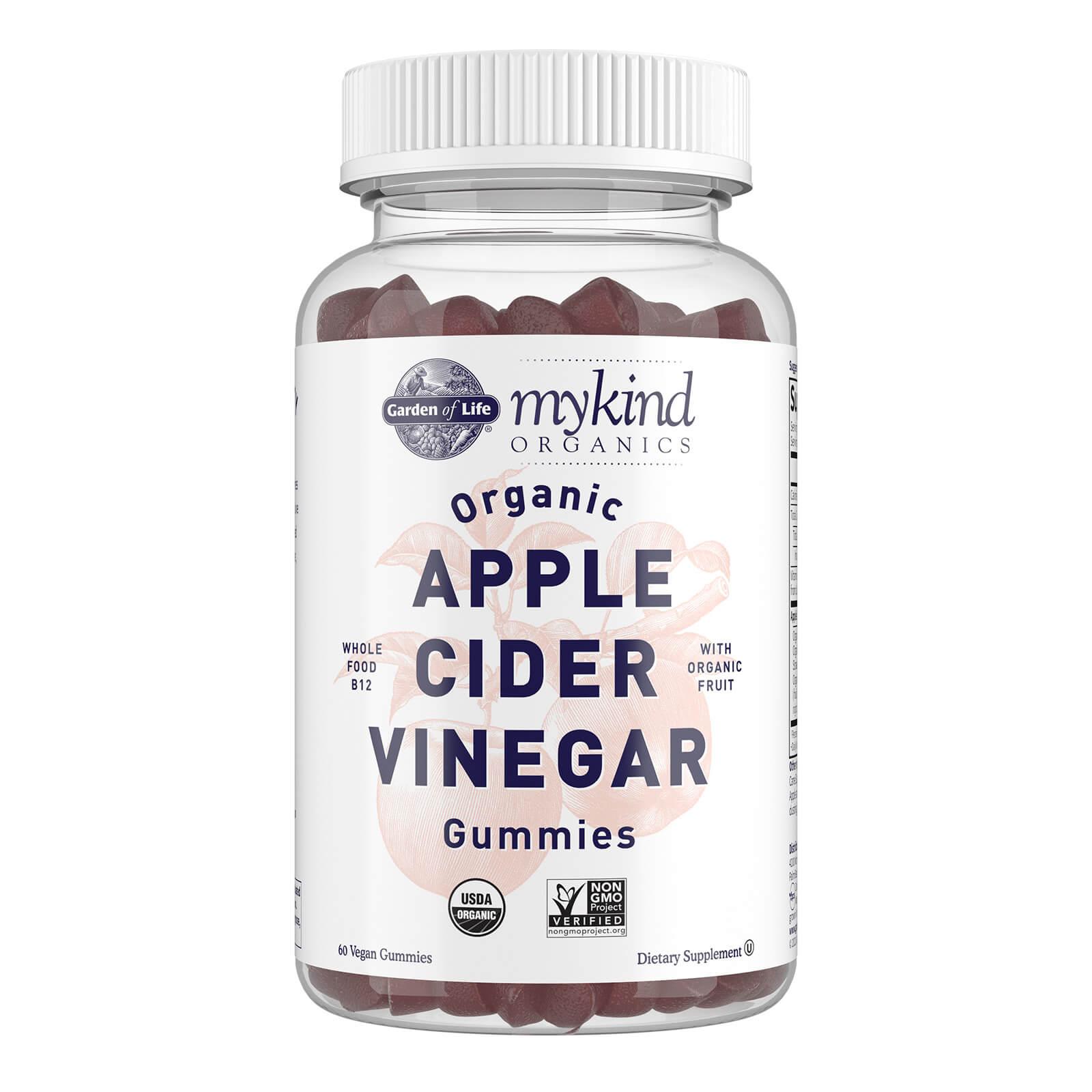 Mykind Organics Appelciderazijn 60 Gummies
