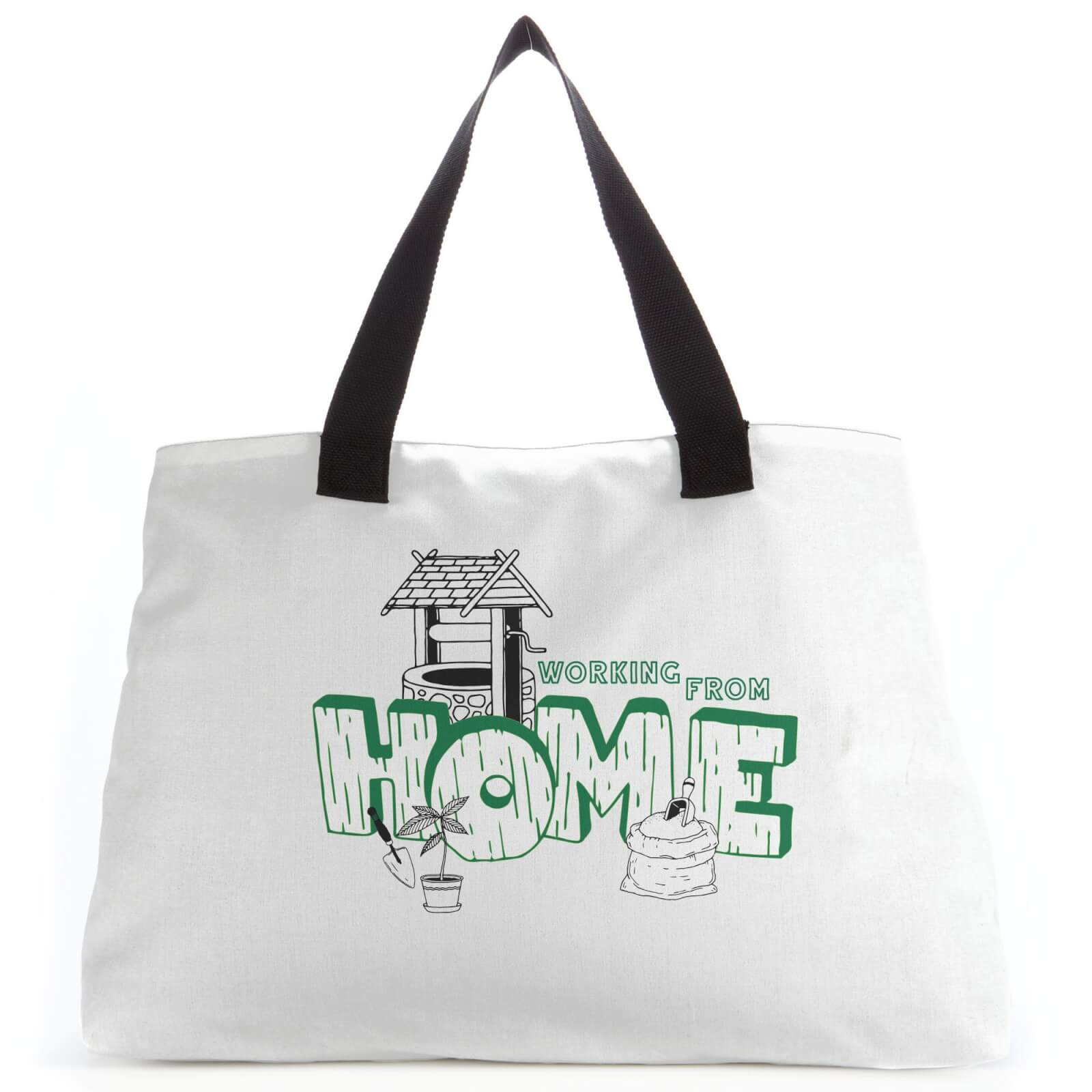 Gardening Working From Home Tote Bag